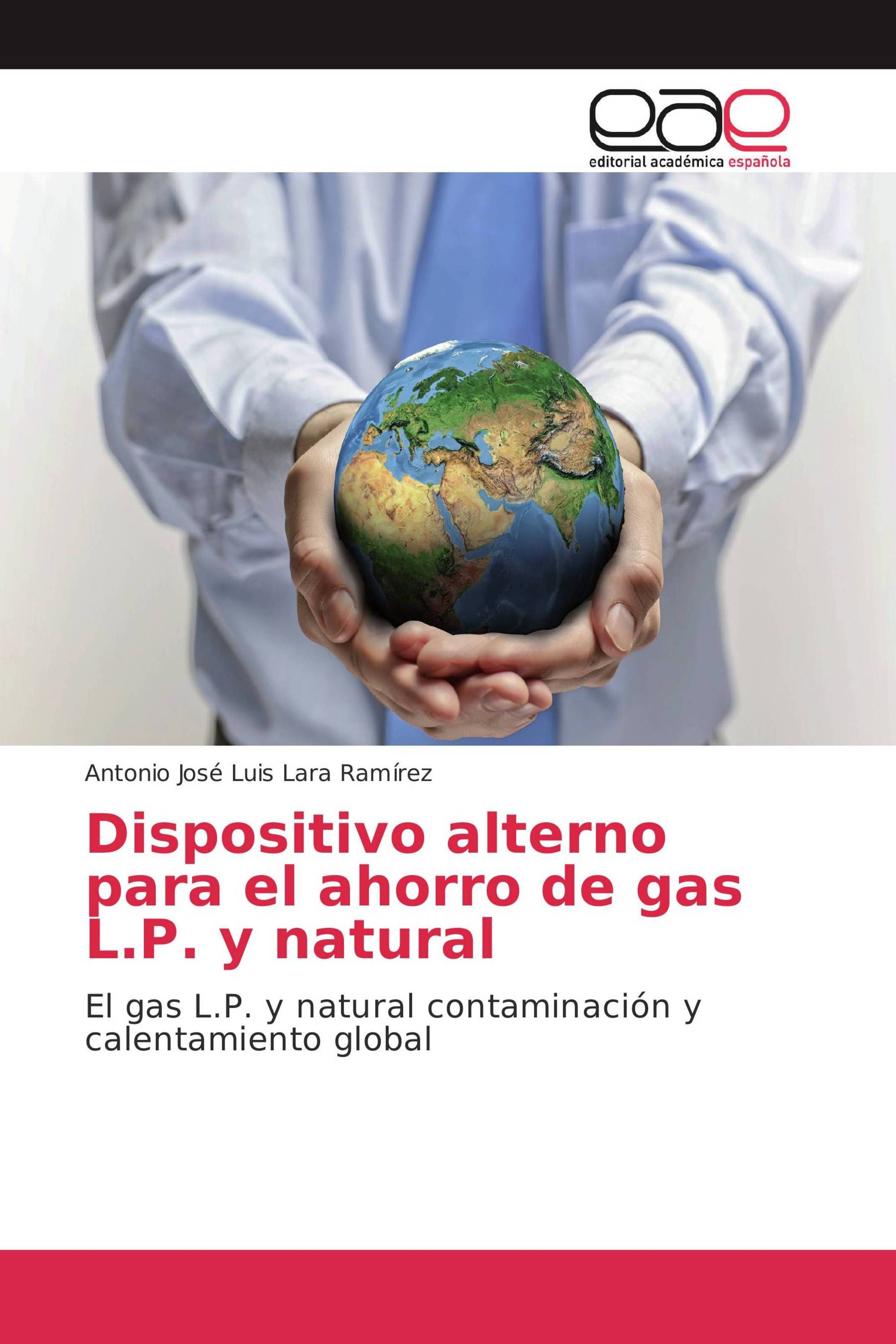 Dispositivo alterno para el ahorro de gas L.P. y natural