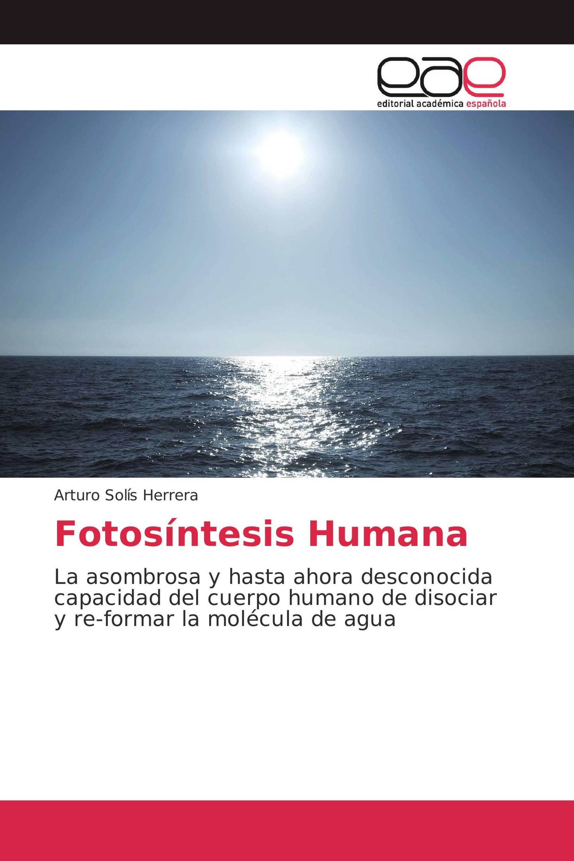 Fotosíntesis Humana