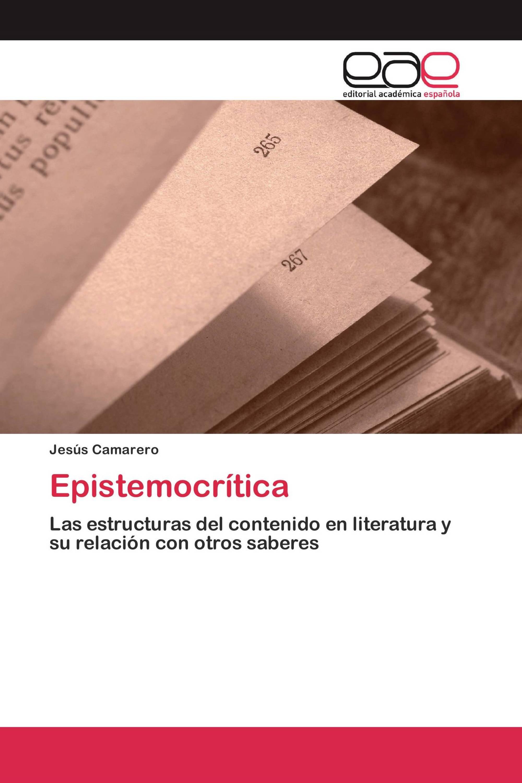 Epistemocrítica