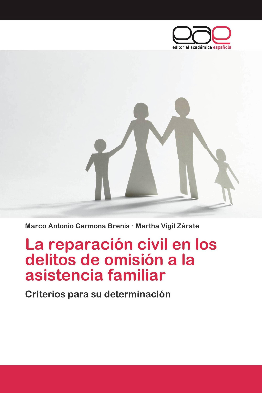 La reparación civil en los delitos de omisión a la asistencia ...