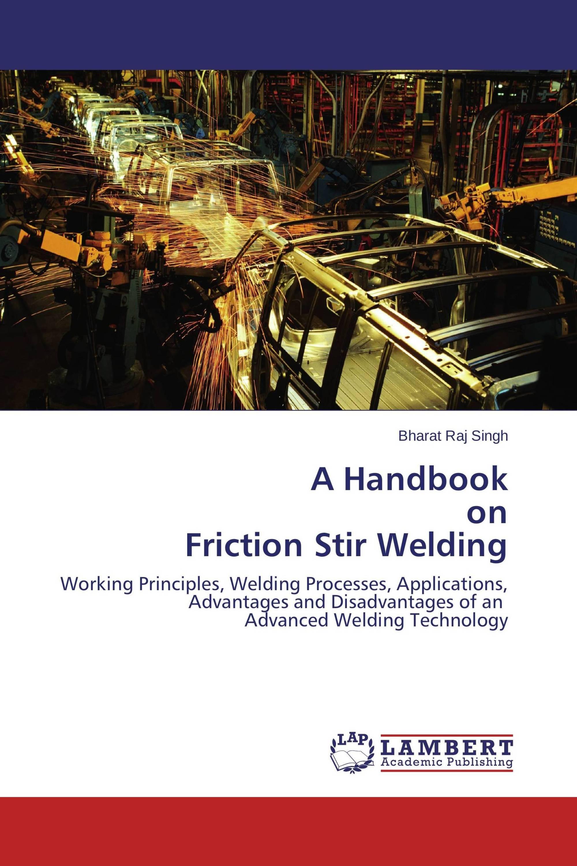 A Handbook  on  Friction Stir Welding