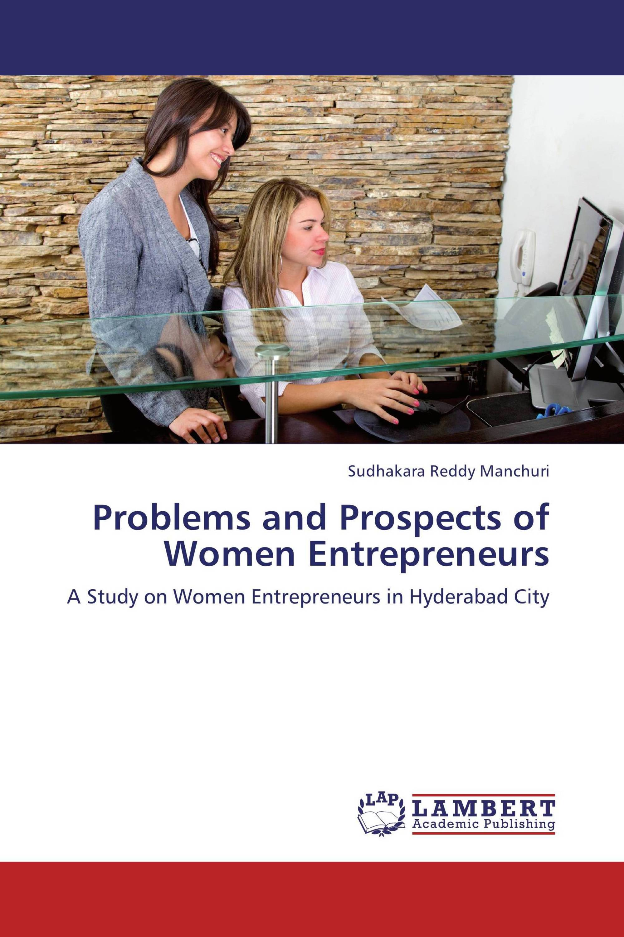 problems and prospects of women entrepreneurship