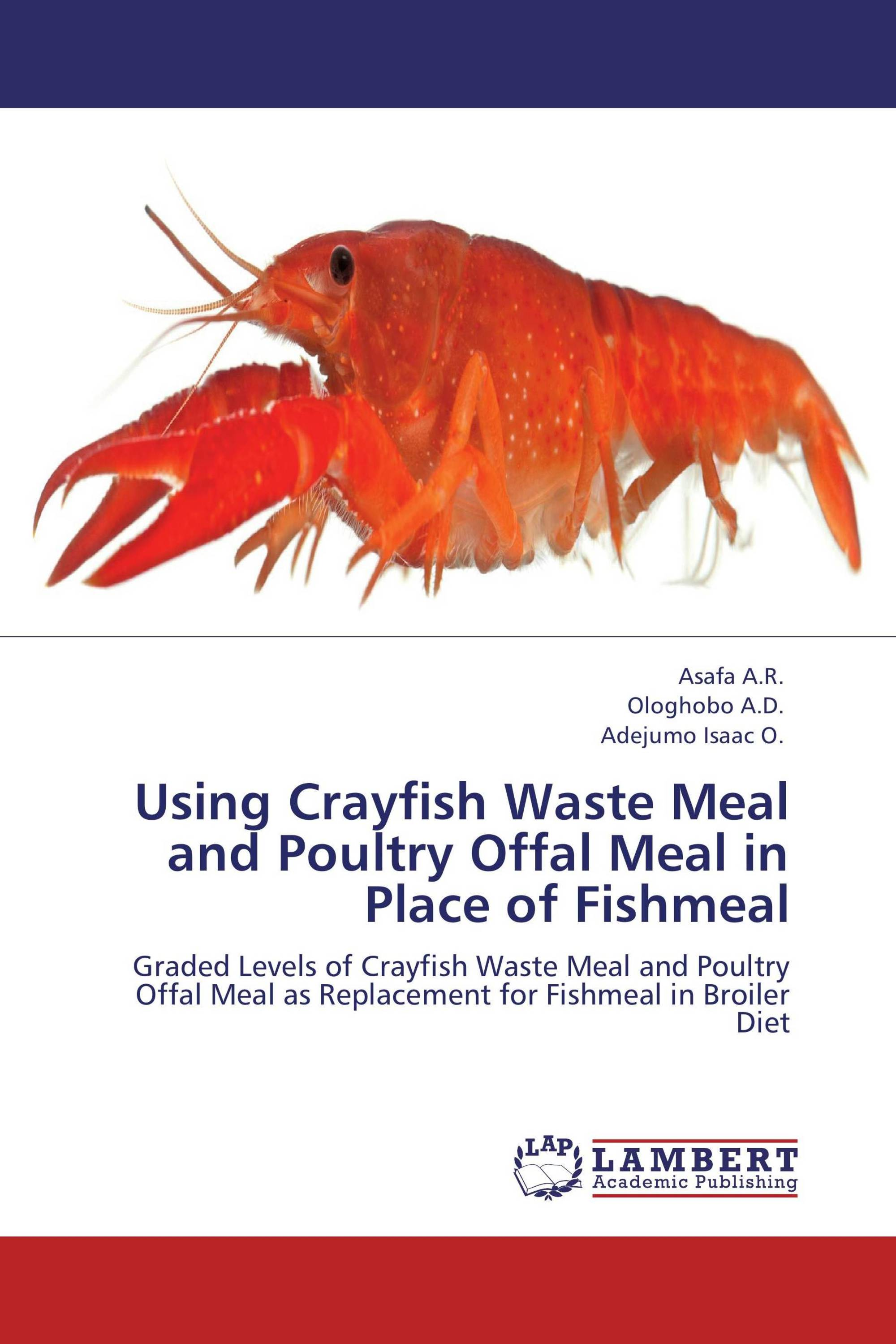 Dissertation on poultry waste water