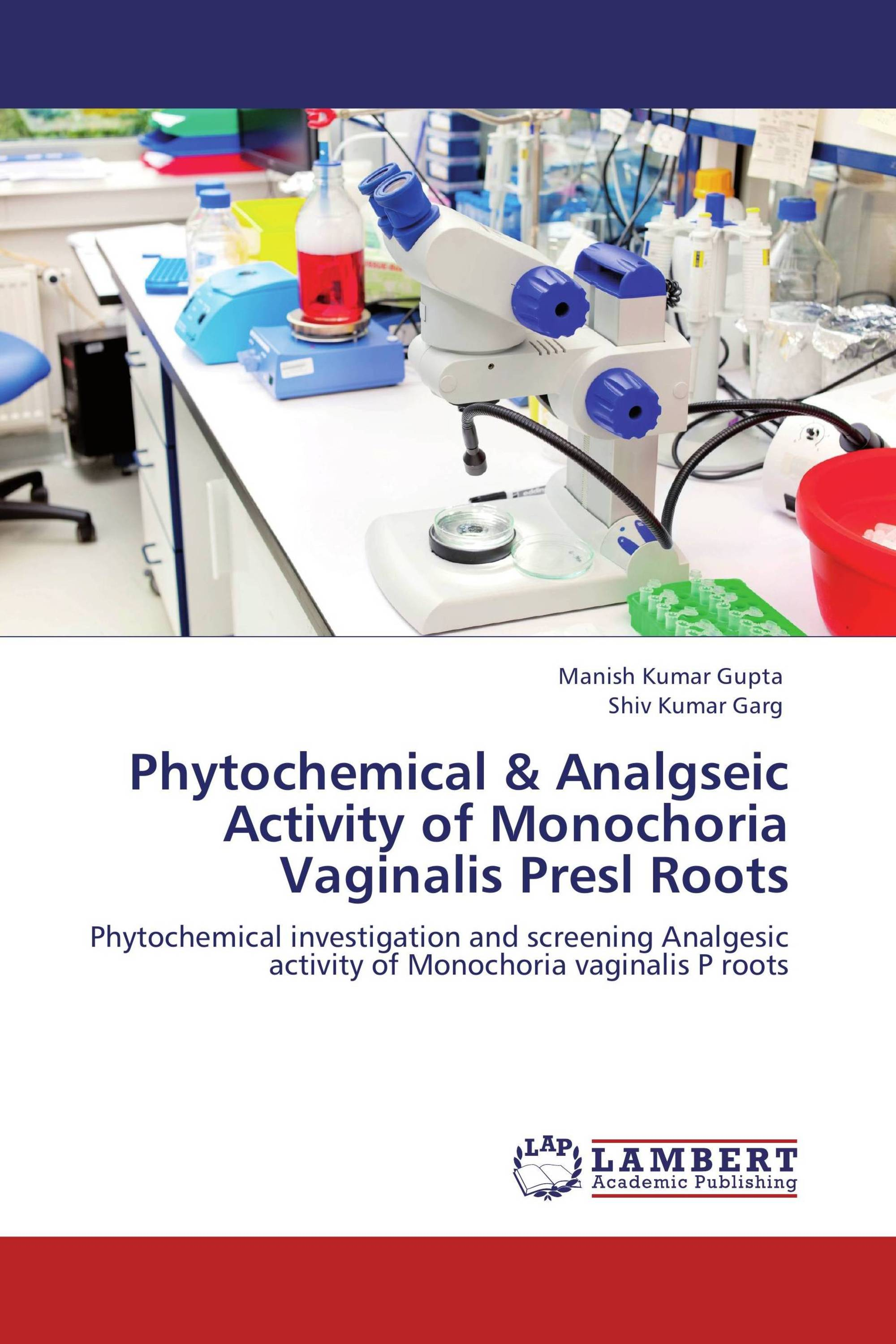 Phytochemical & Analgseic Activity of Monochoria Vaginalis Presl Roots