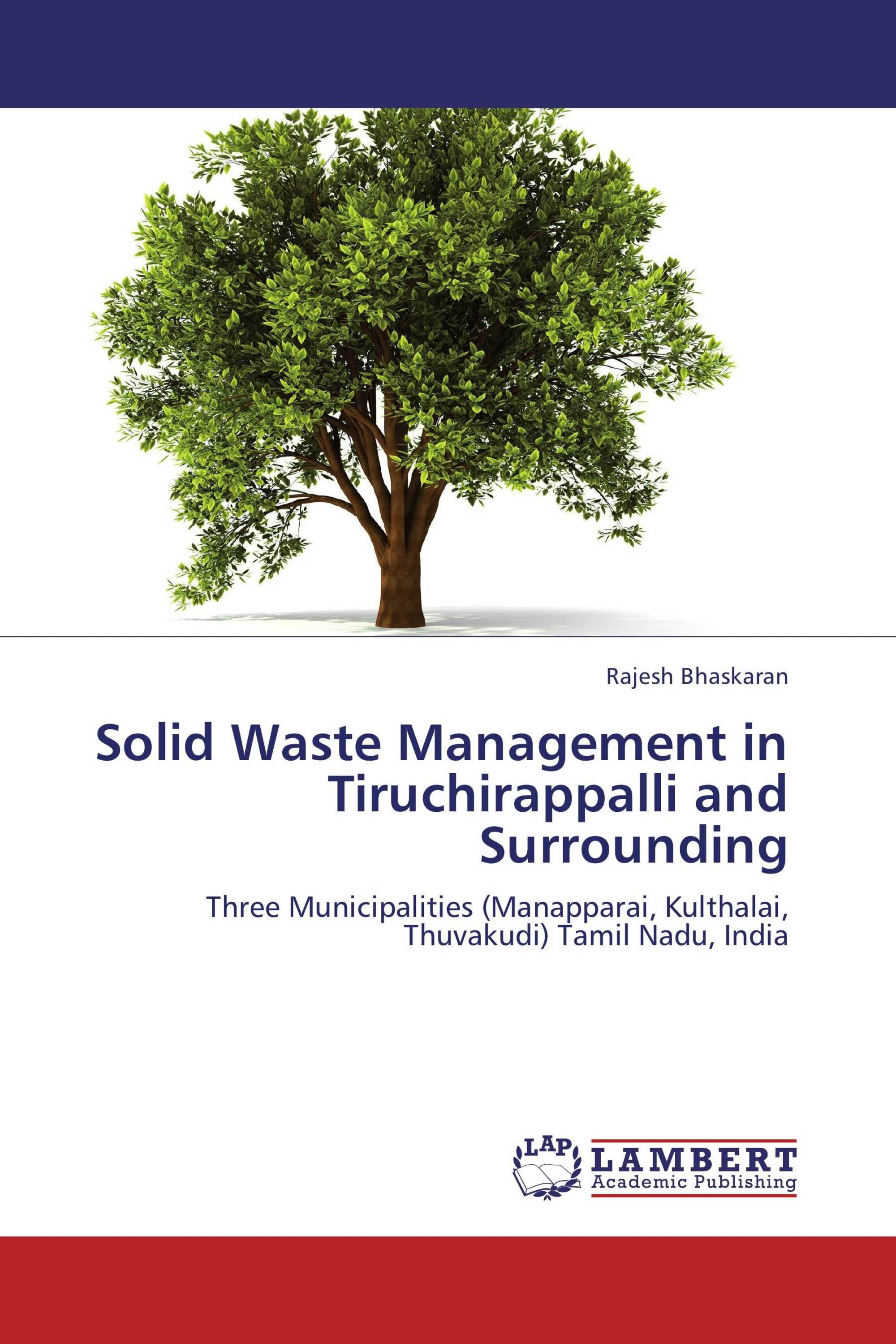phd thesis on waste management