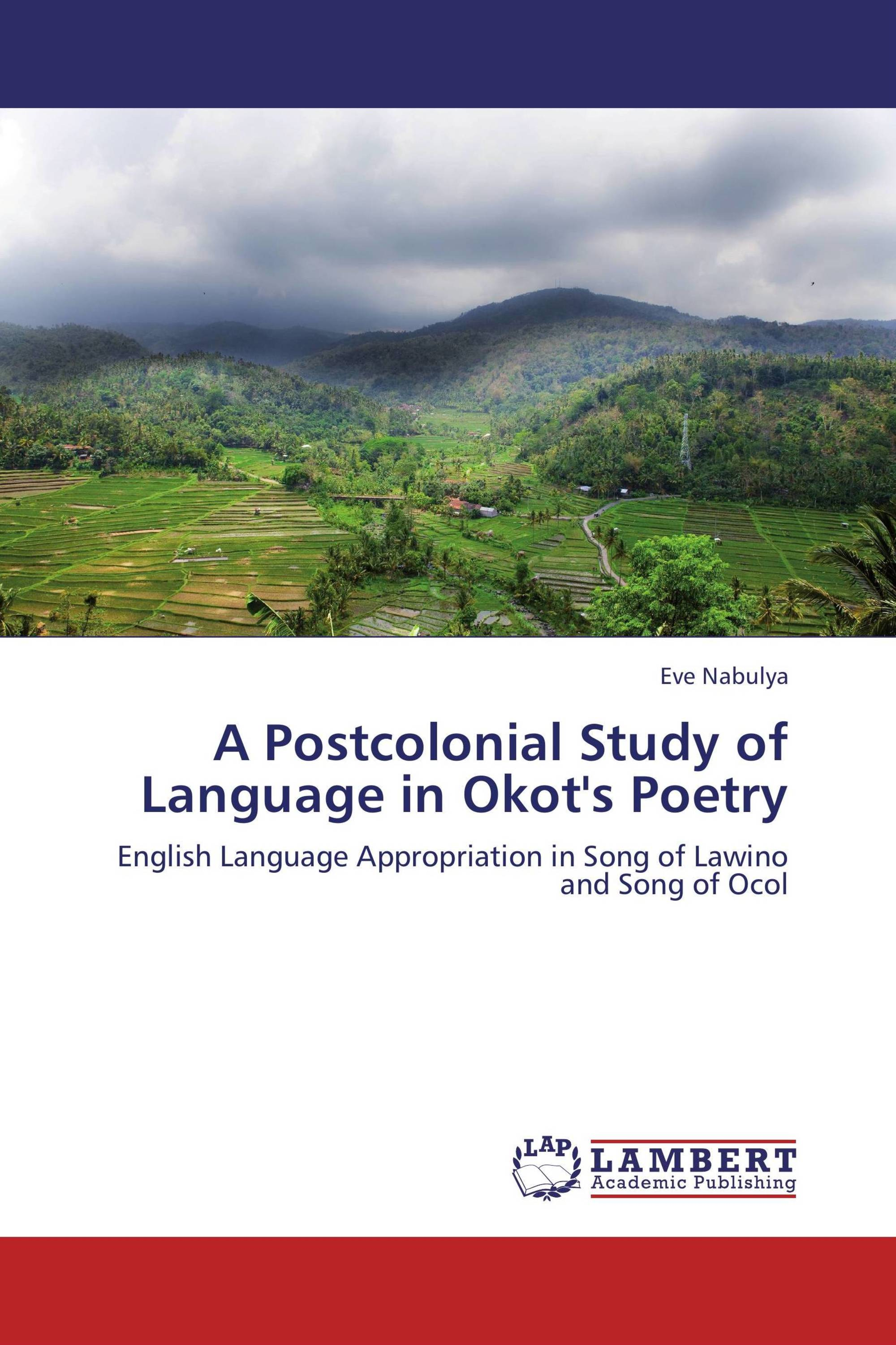 the similarities and differences between the poems song of lawino and song of ocol by okot p bitek The expected answer is a defensive delineation of the differences between the politically  okot p'bitek's song of lawino  poems he draws the.