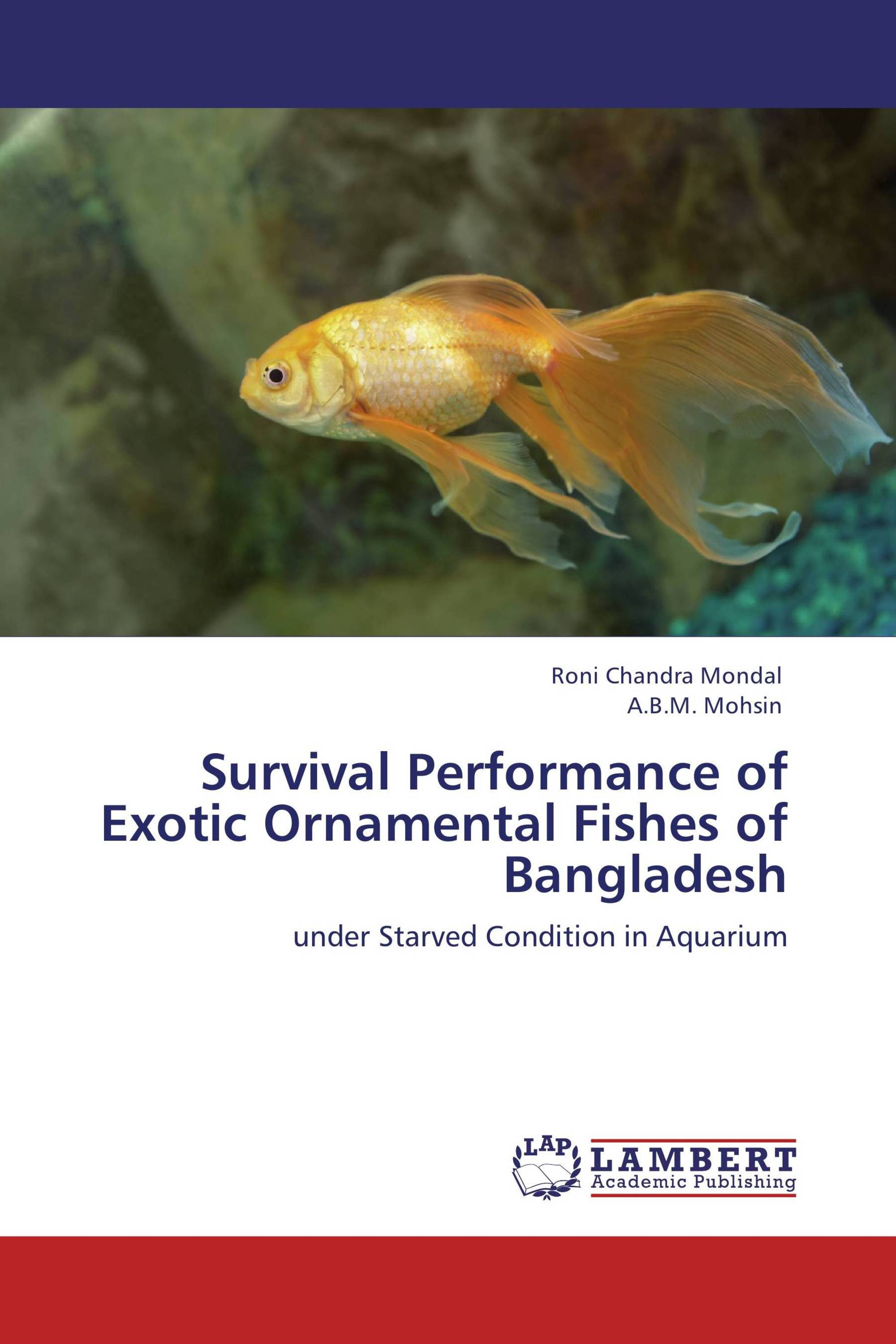 Survival Performance of Exotic Ornamental Fishes of Bangladesh