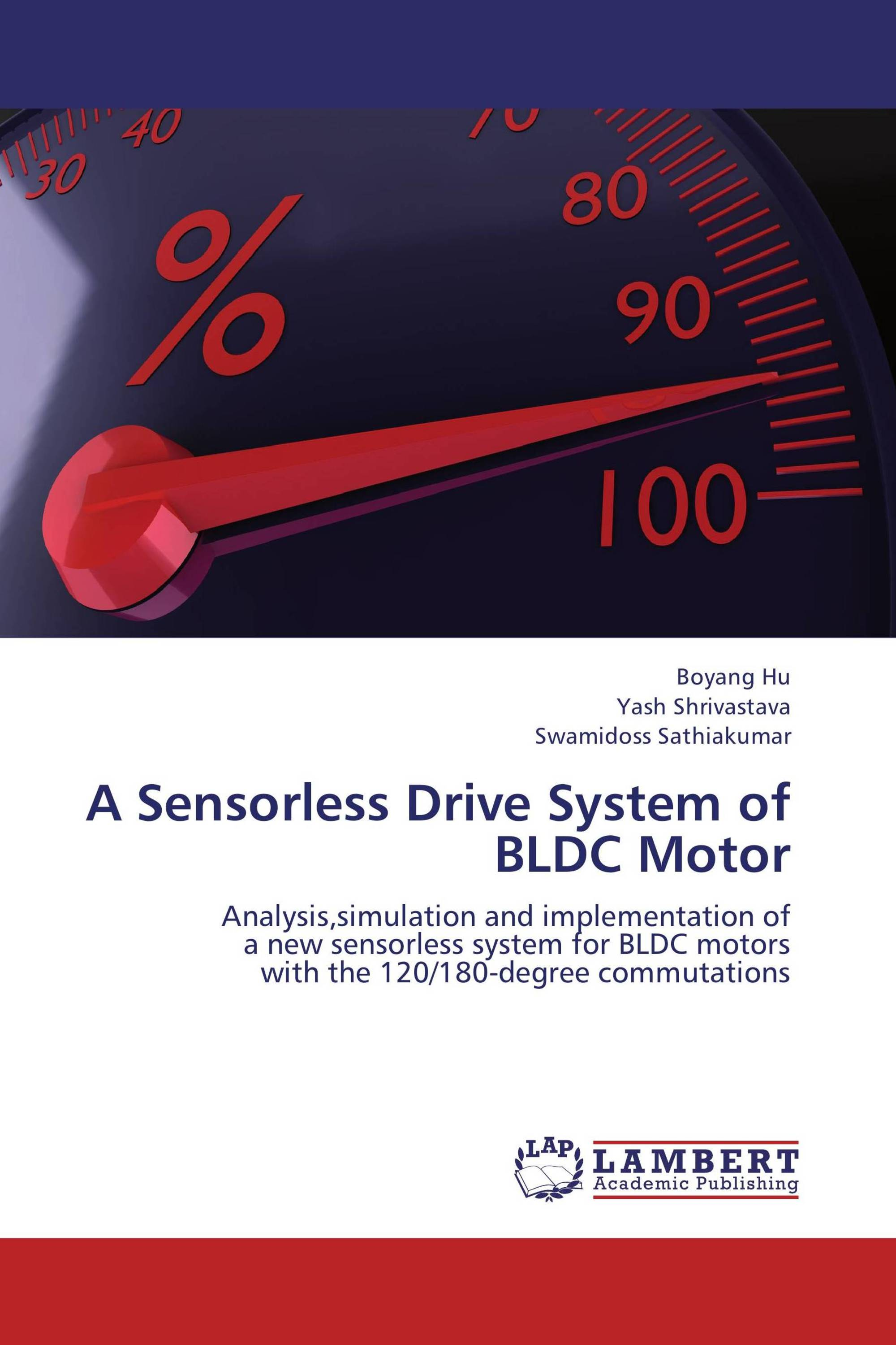 A Sensorless Drive System of BLDC Motor