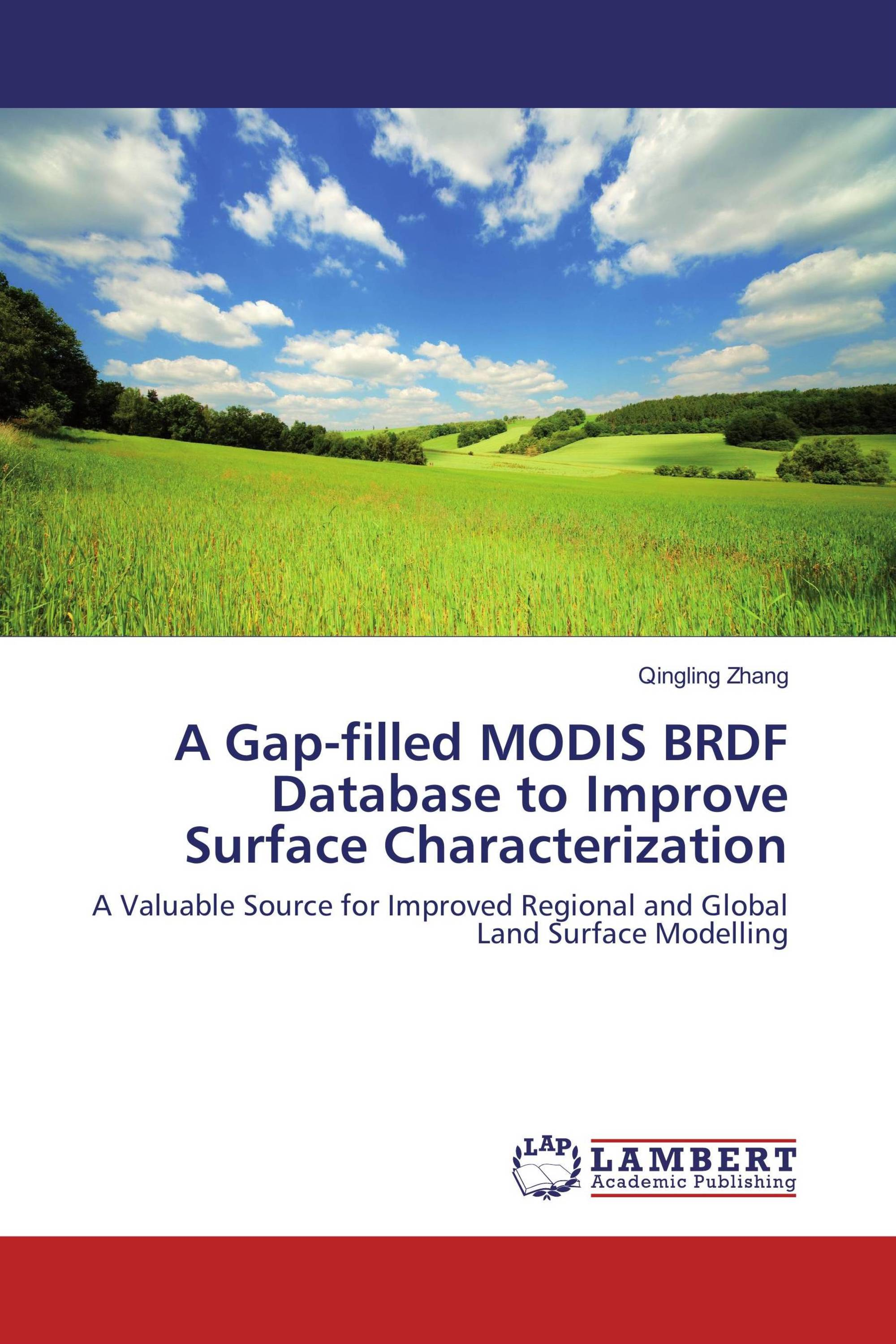 A Gap-filled MODIS BRDF Database to Improve Surface Characterization