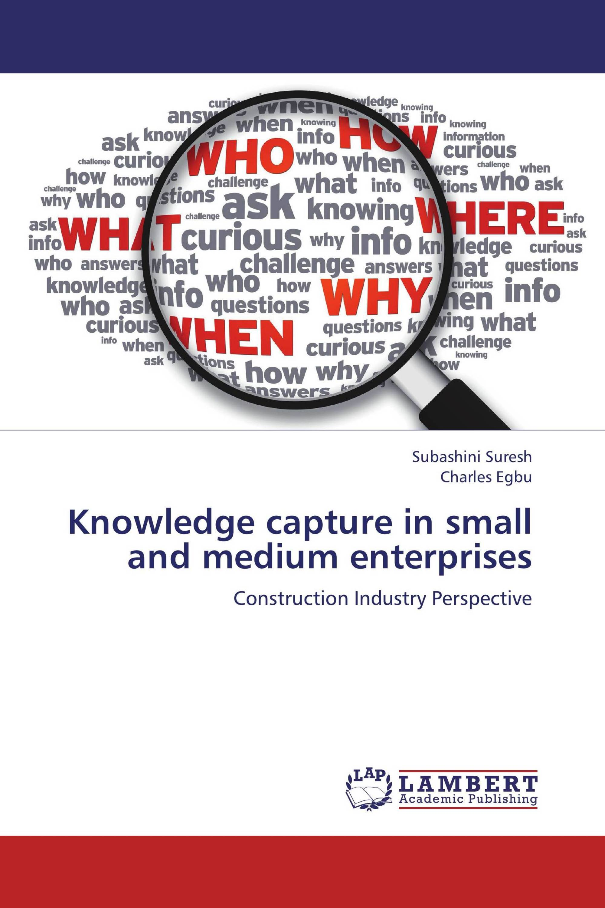 Knowledge capture in small and medium enterprises