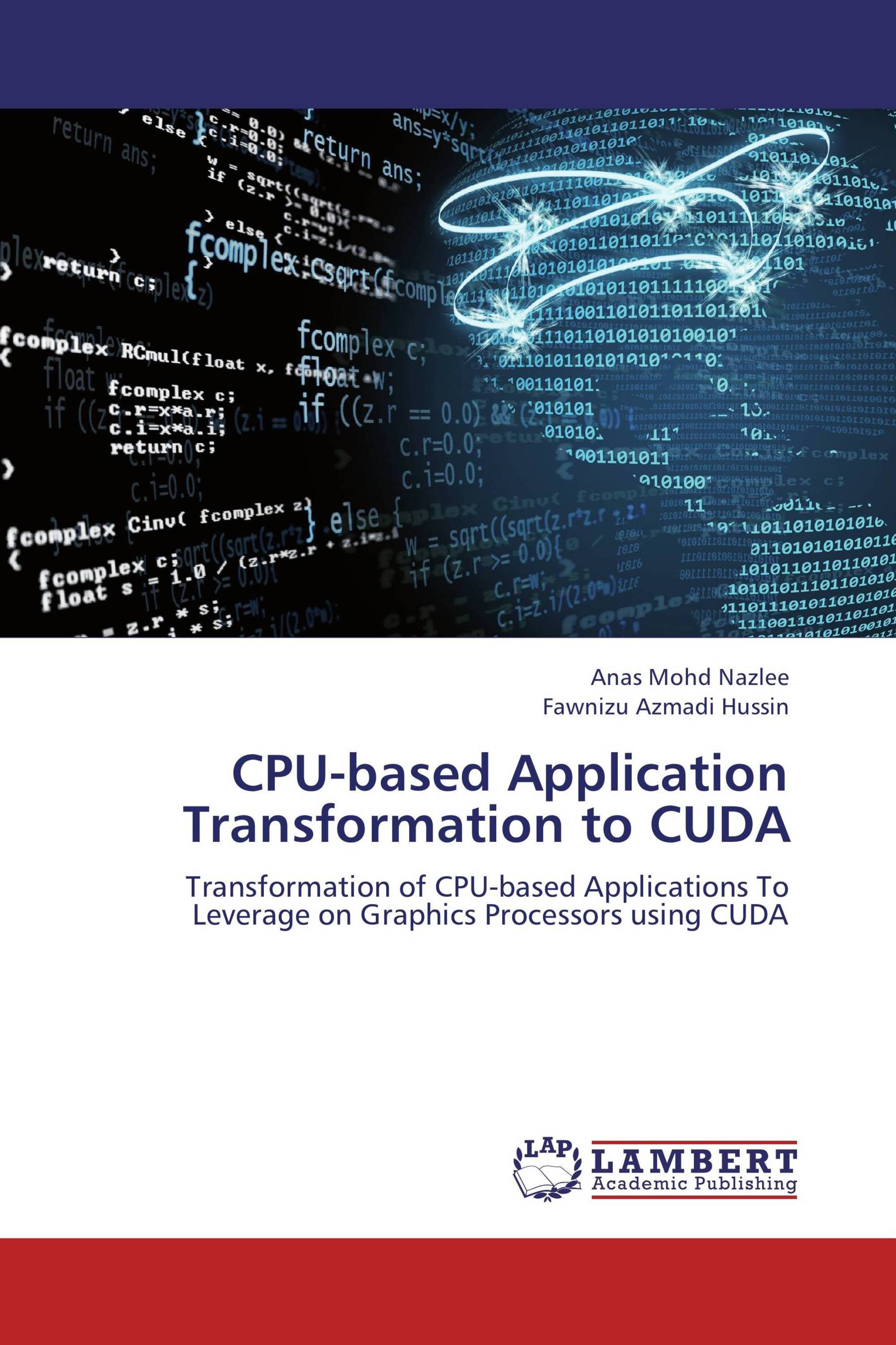 CPU-based Application Transformation to CUDA