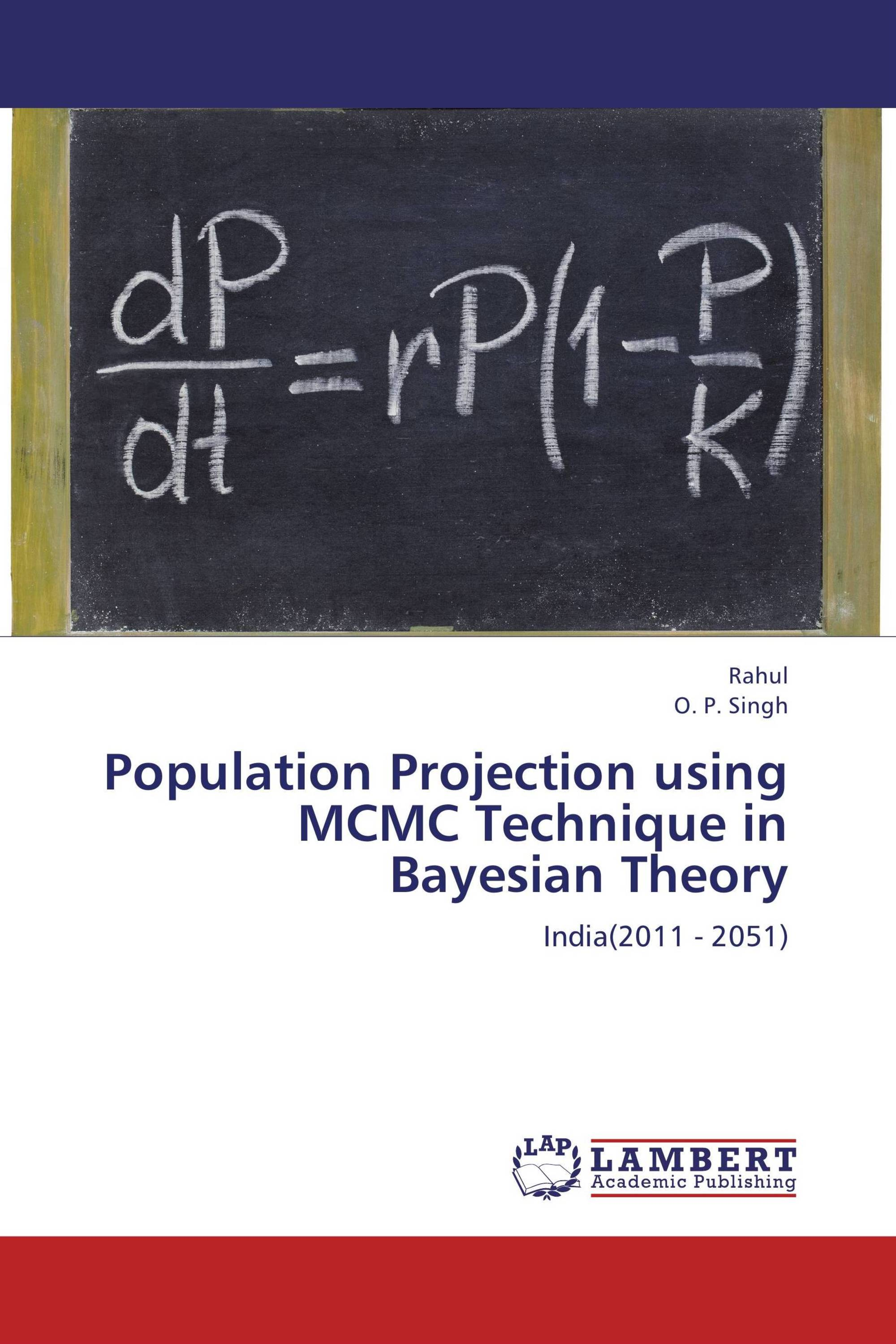 Population Projection using MCMC Technique in Bayesian Theory / 978