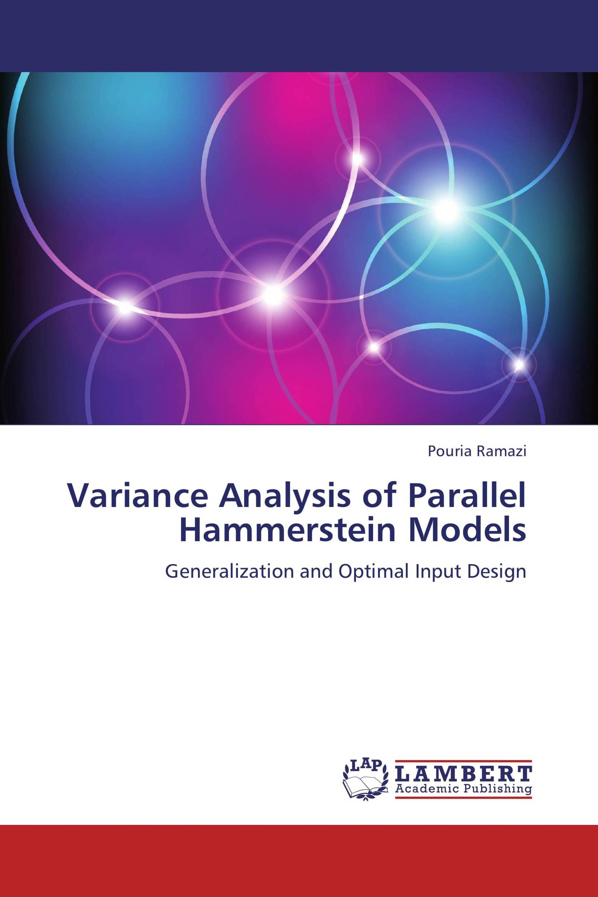 variance thesis Discussion paper analysis of variance—why it is more important than ever1 by andrew gelman columbia university analysis of variance (anova.