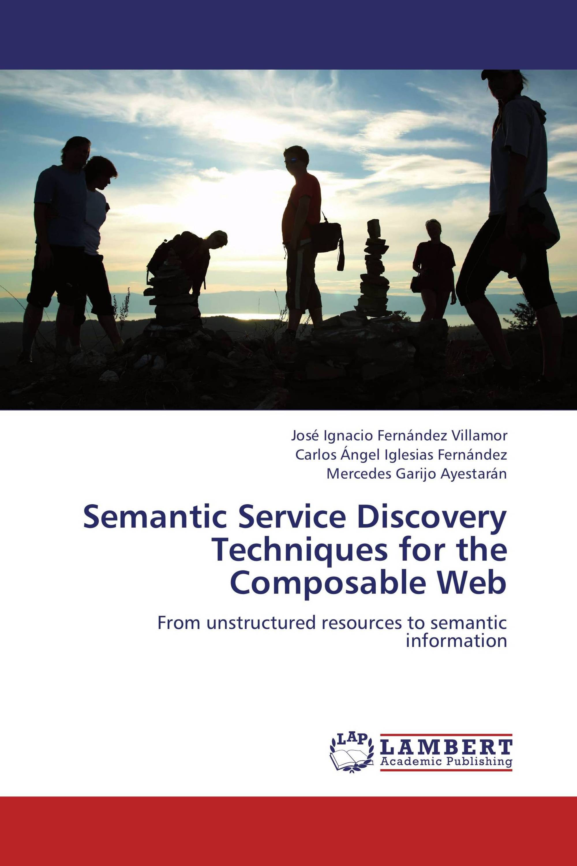 Semantic Service Discovery Techniques for the Composable Web