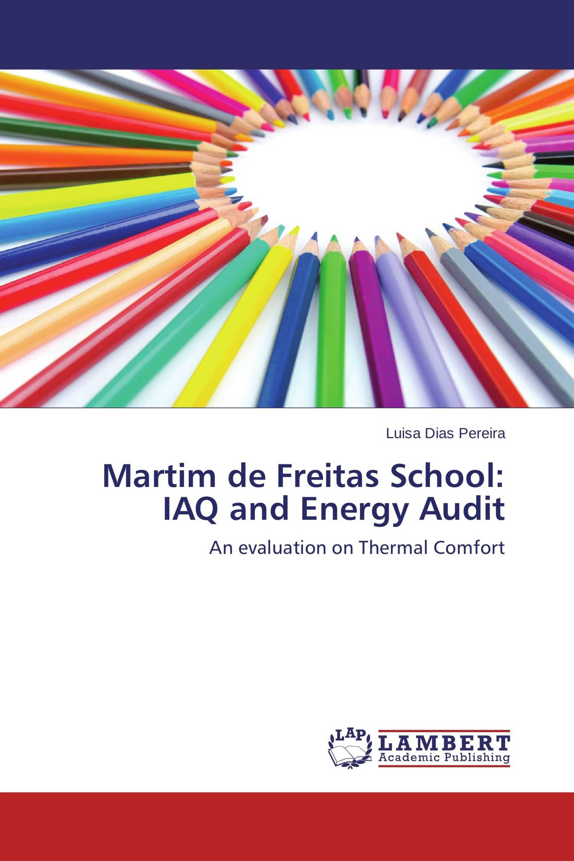 Martim de Freitas School: IAQ and Energy Audit