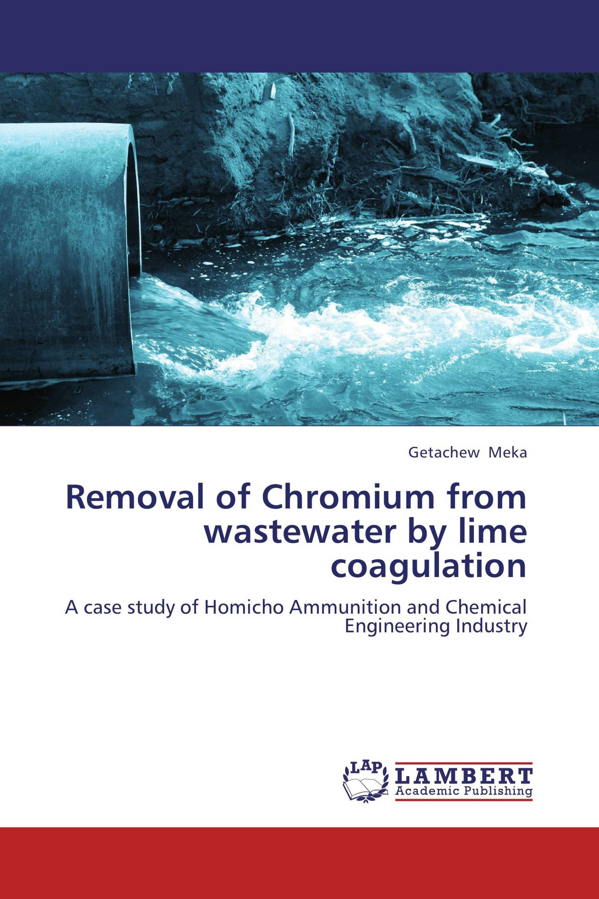 removal of chromium from wastewater by lime coagulation