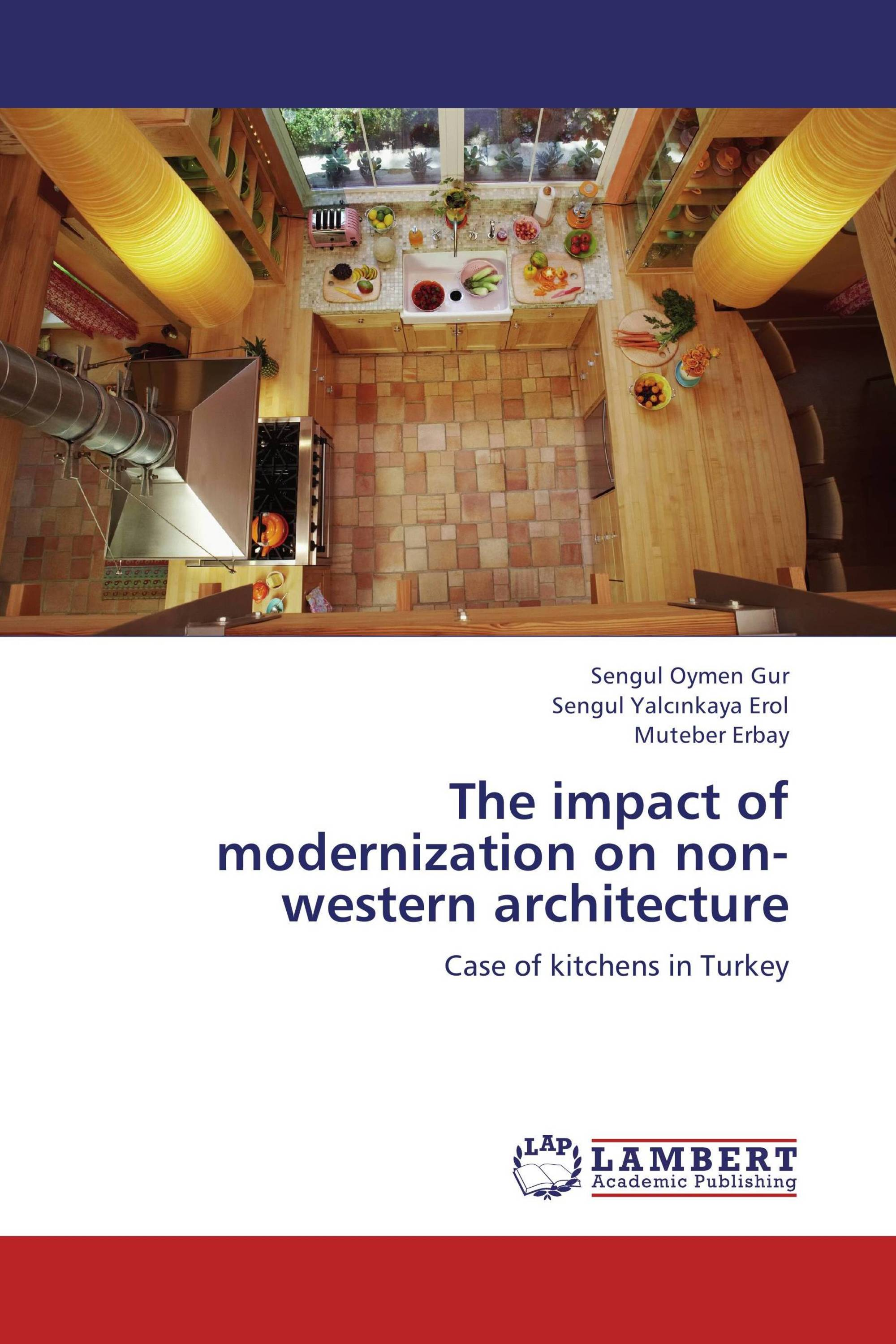 The impact of modernization on non-western architecture