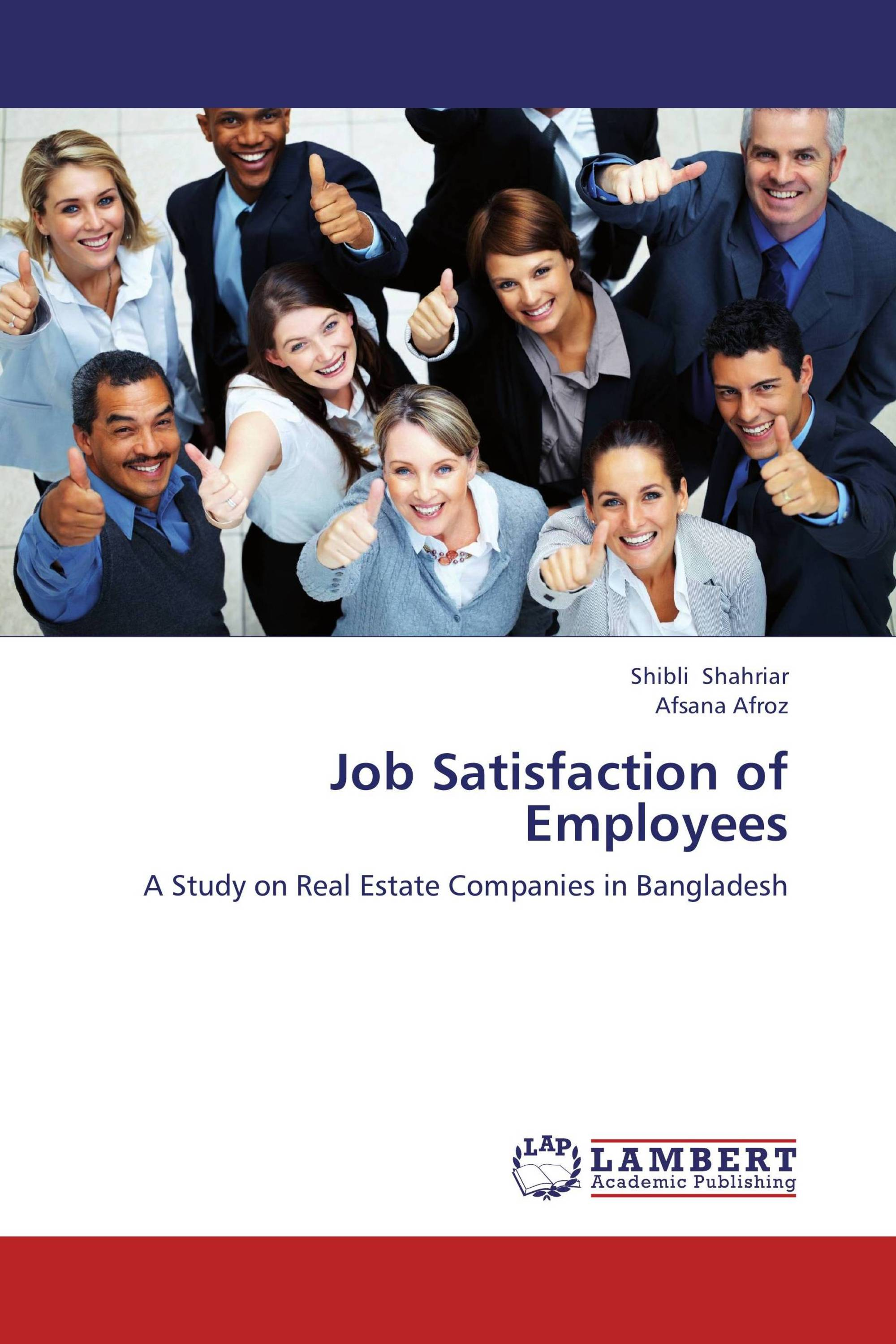 employee job satisfaction and performance