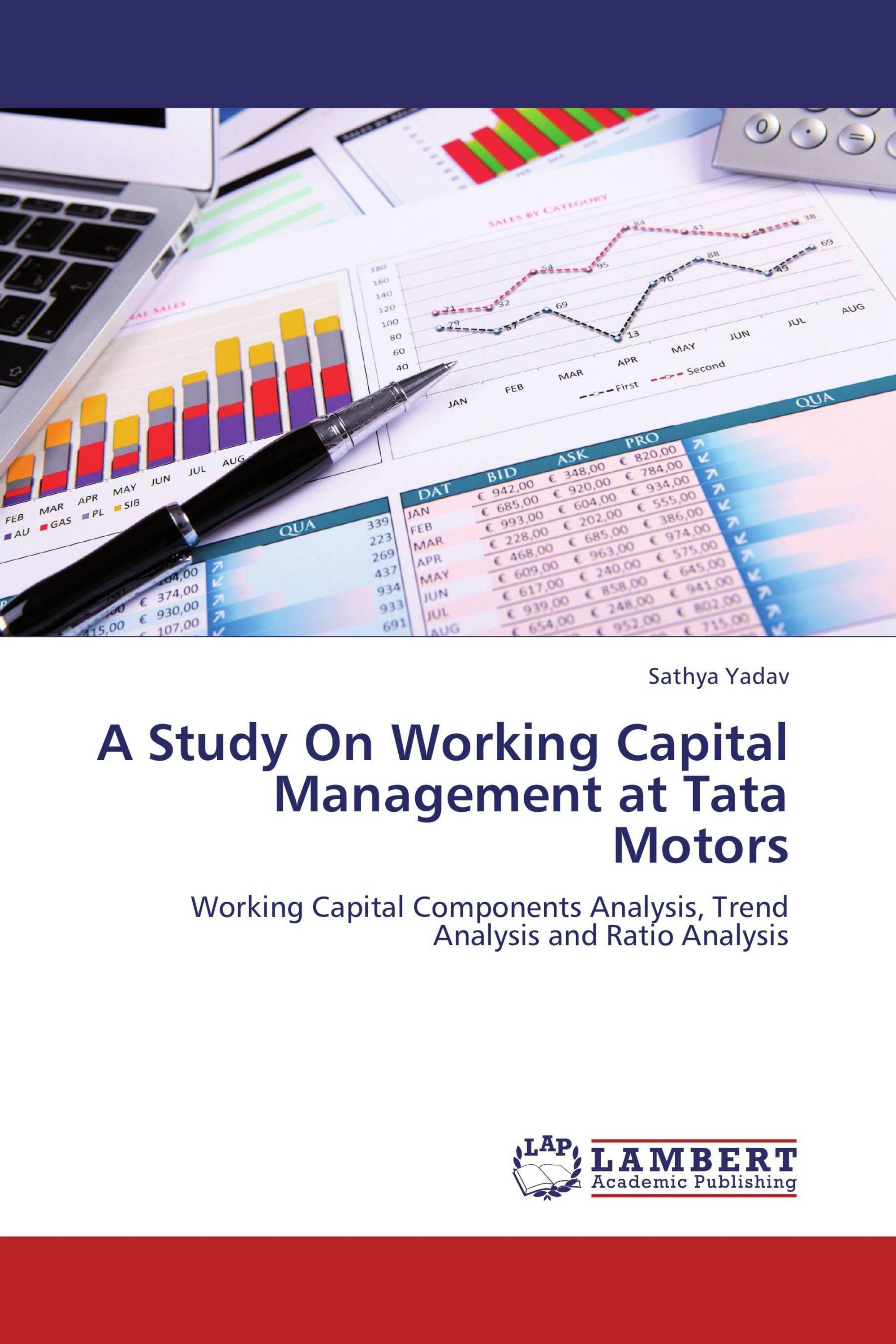 a study on working capital management at tata motors 978
