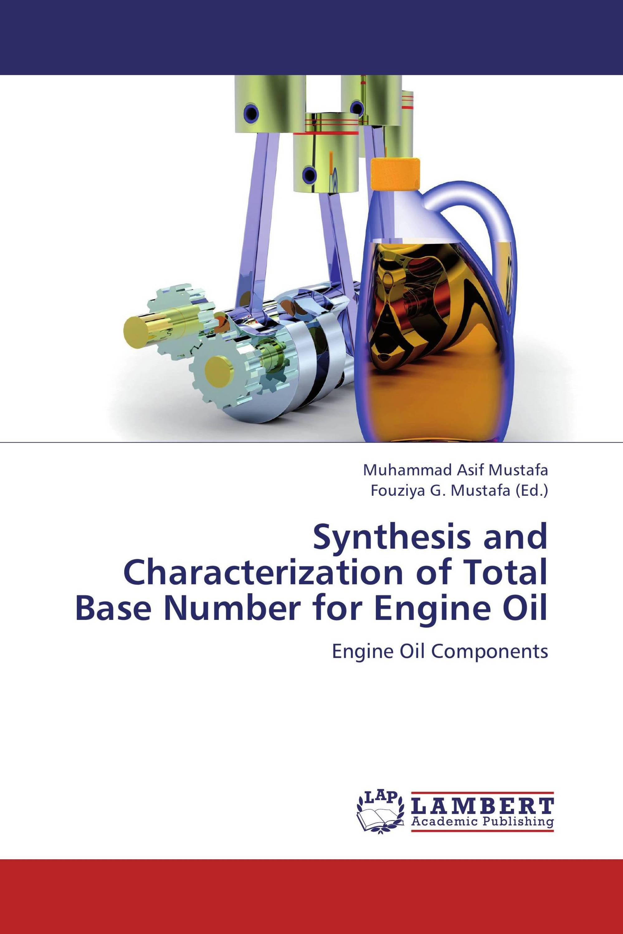 Synthesis and Characterization of Total Base Number for Engine Oil