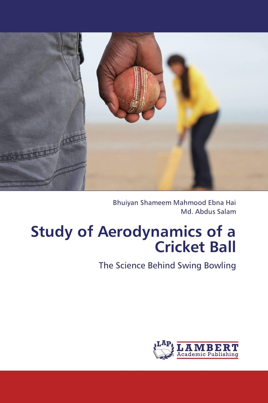 Study of Aerodynamics of a Cricket Ball