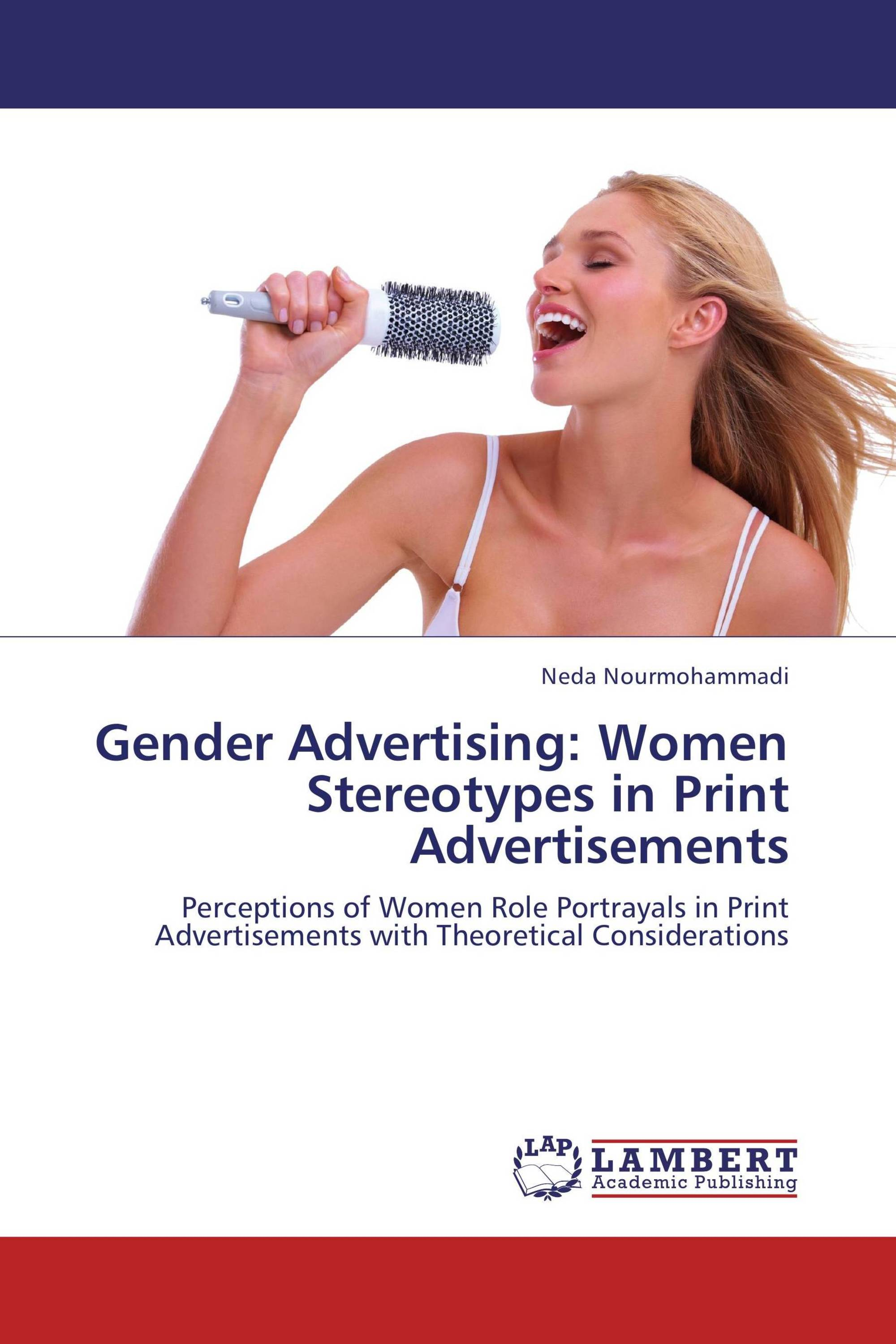 gender stereotypes advertising essay
