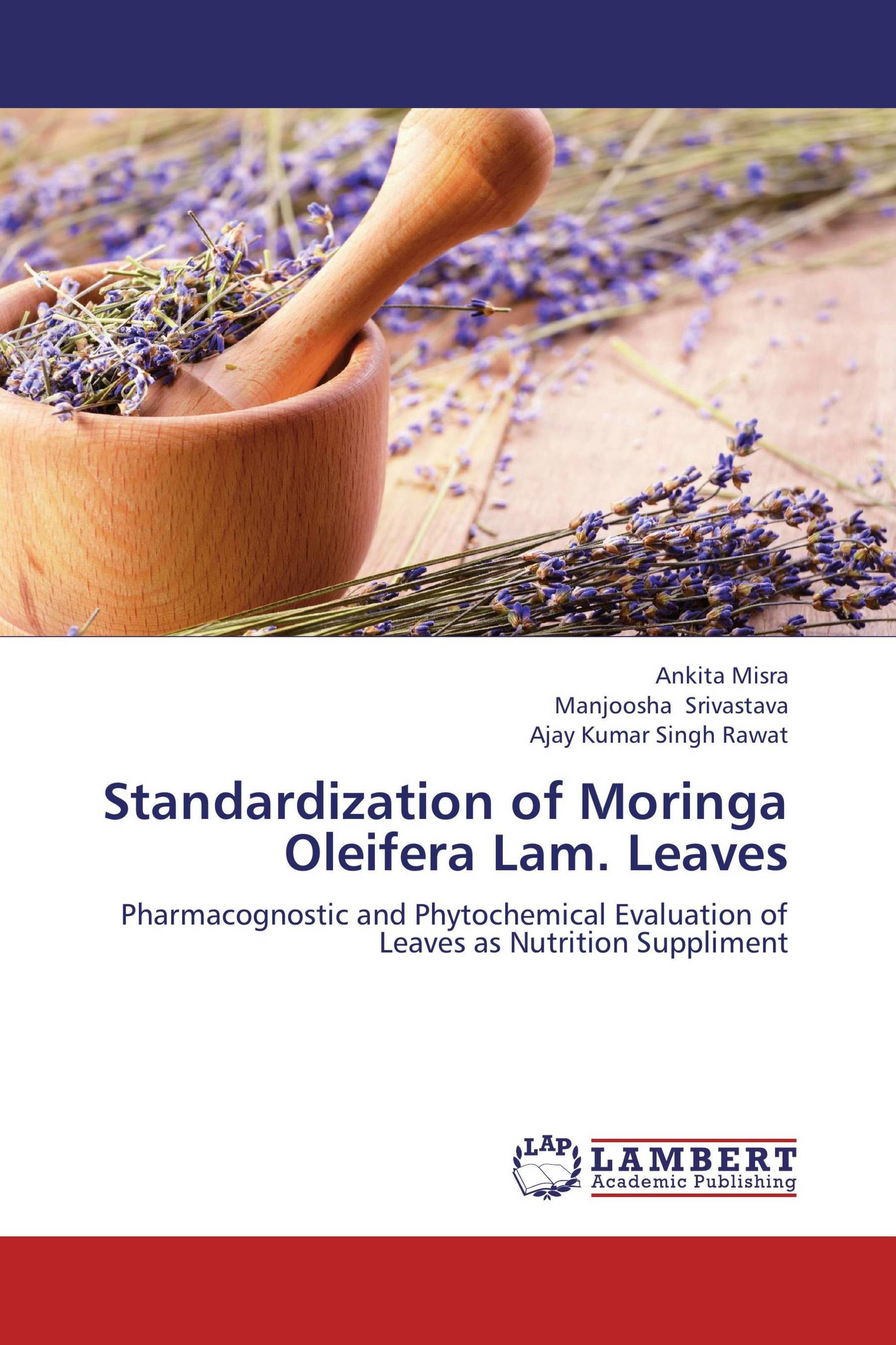 moringa olifera thesis The magical moringa by: vanita agarwal introduction subsequent elegant and very thorough work, published in 1964 as a phd thesis by bennie badgett.