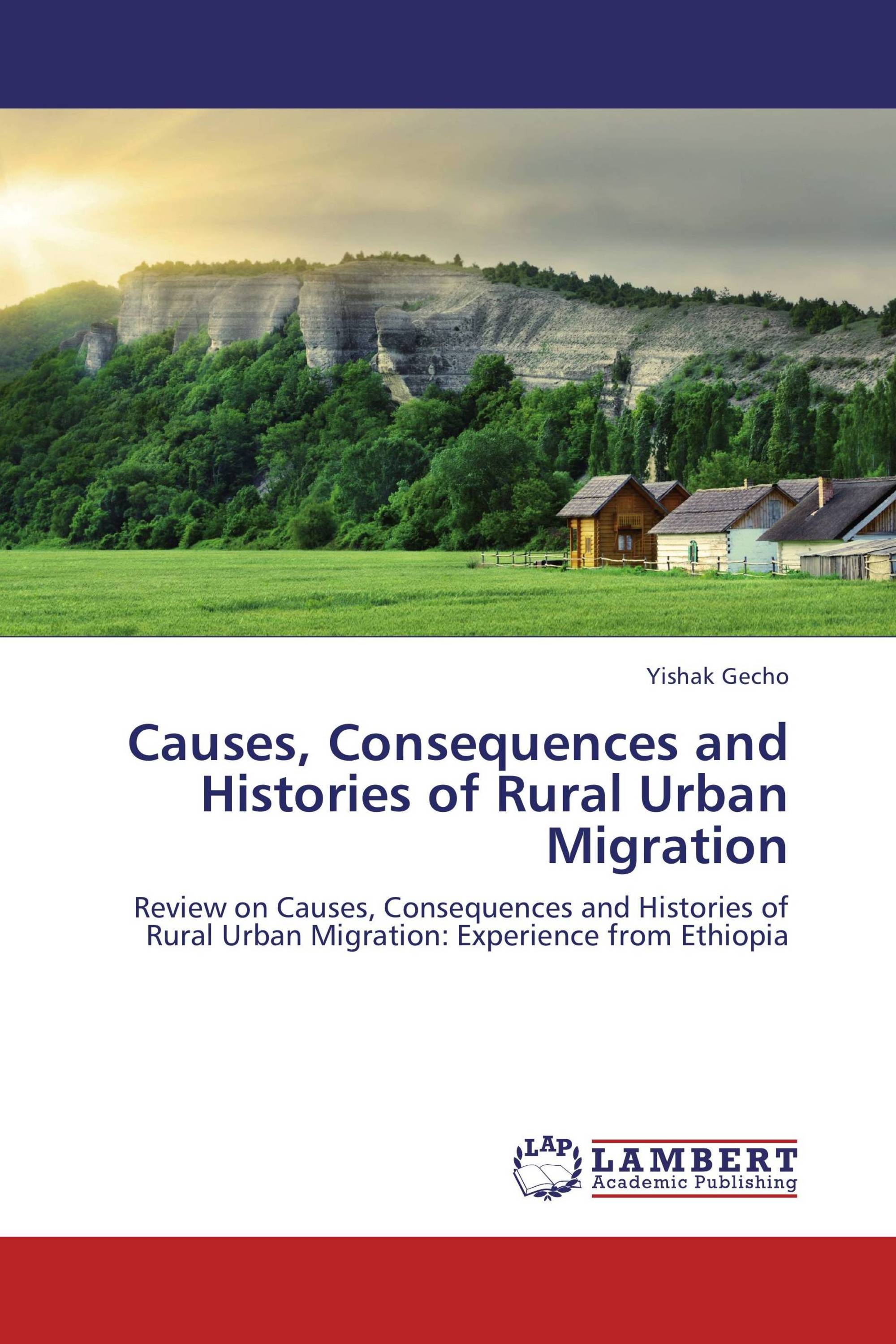 thesis on rural-urban migration Mass migration has impacts on rural development in a number of ways, including the loss of labour, changes in household age and gender structure and off-farm income.