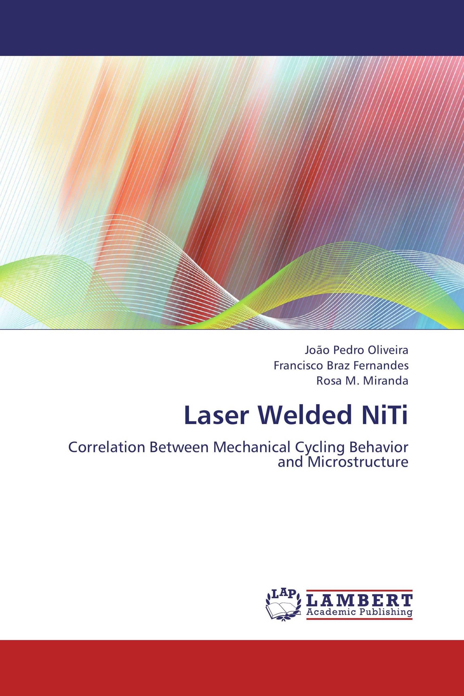 Laser Welded NiTi
