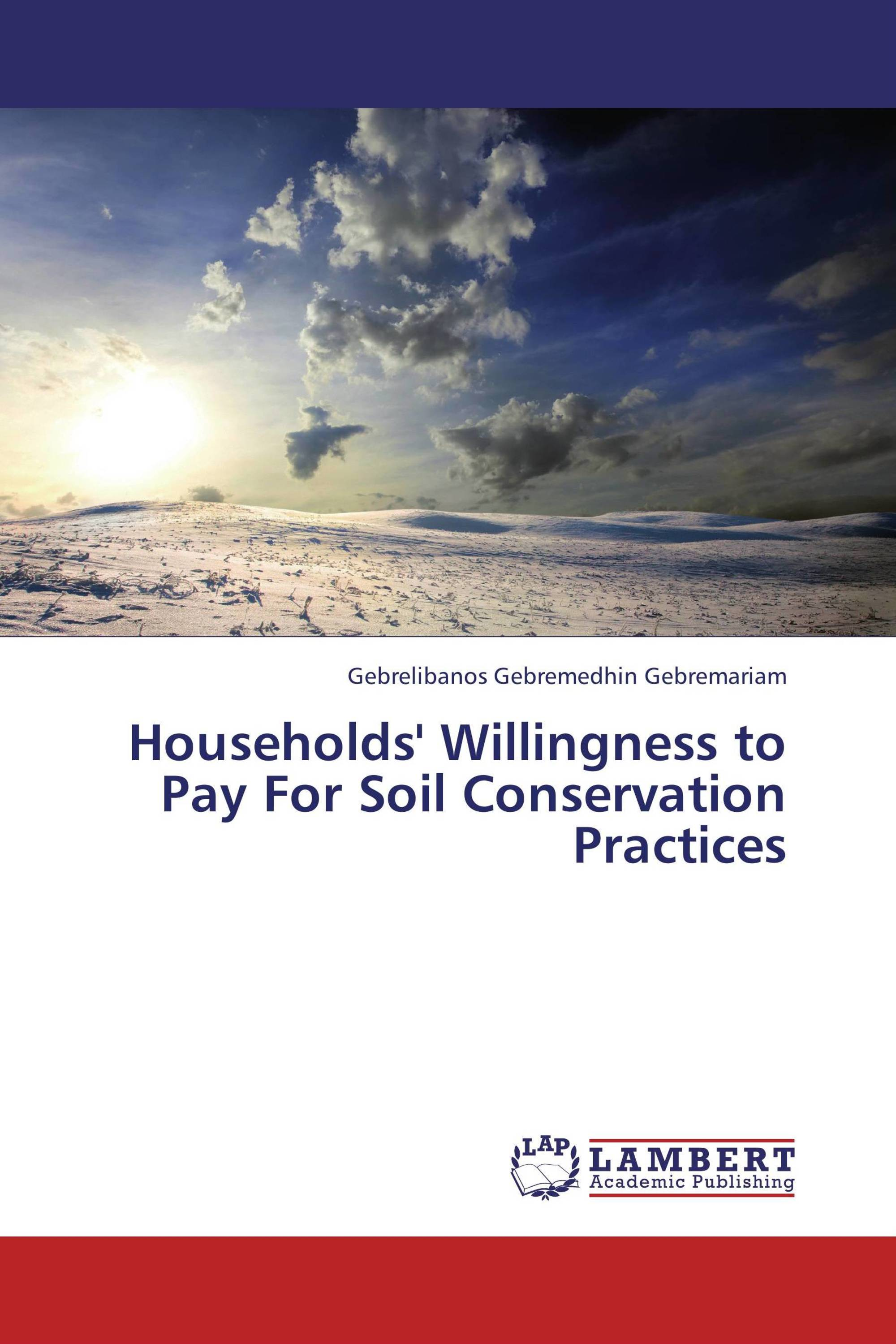 Willingness to pay thesis