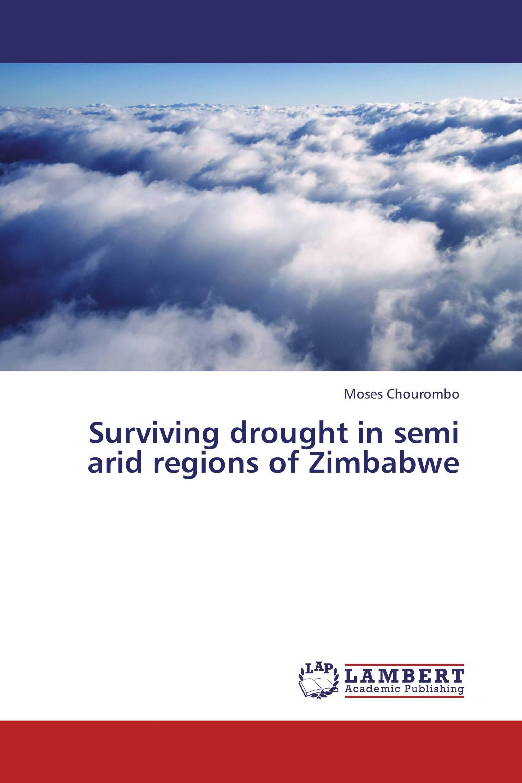 Surviving drought in semi arid regions of Zimbabwe