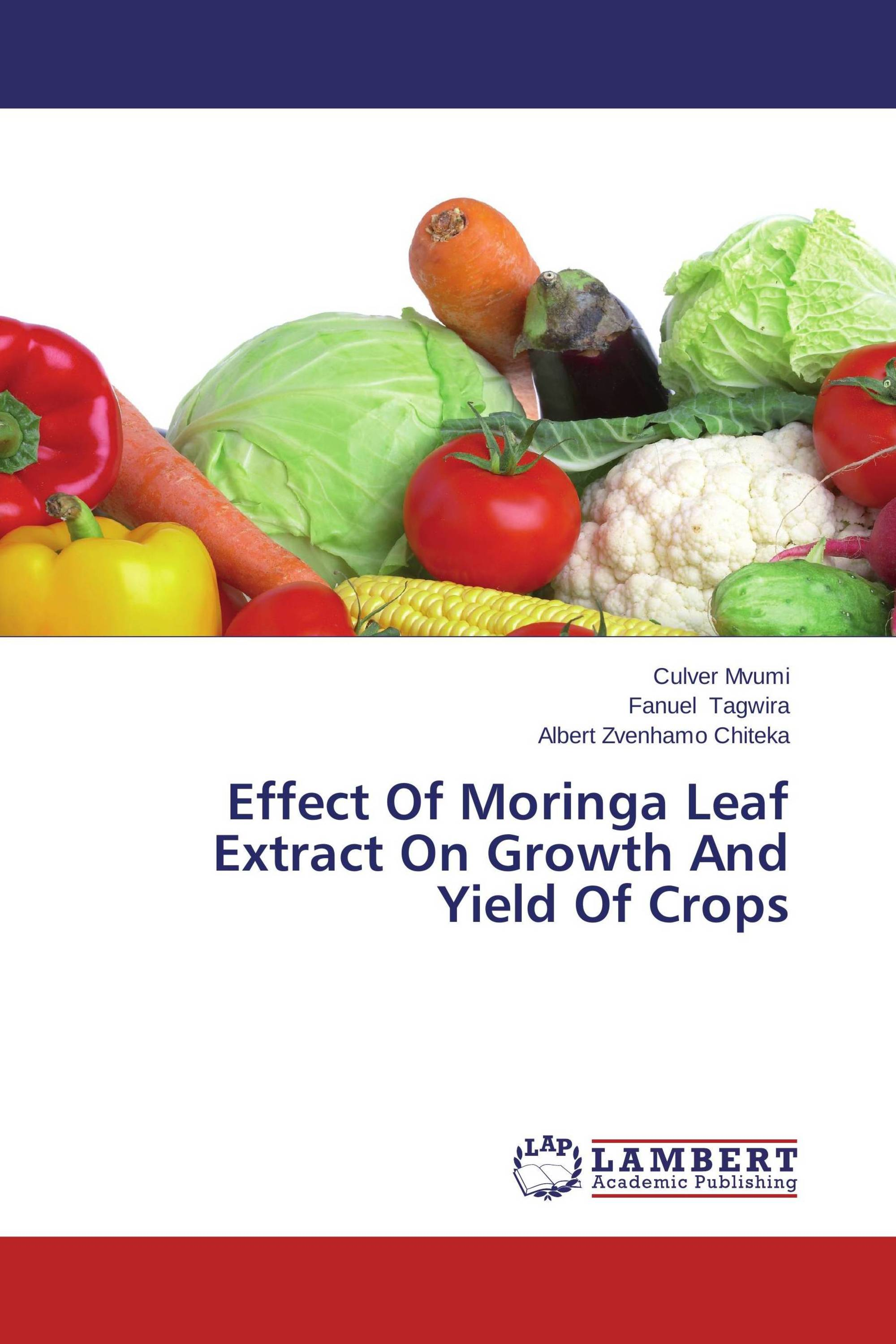 moringa olifera thesis A thesis submitted to the school of agricultural sciences in 416 effect of moringa oleifera leaf meal on intestinal microbial load.