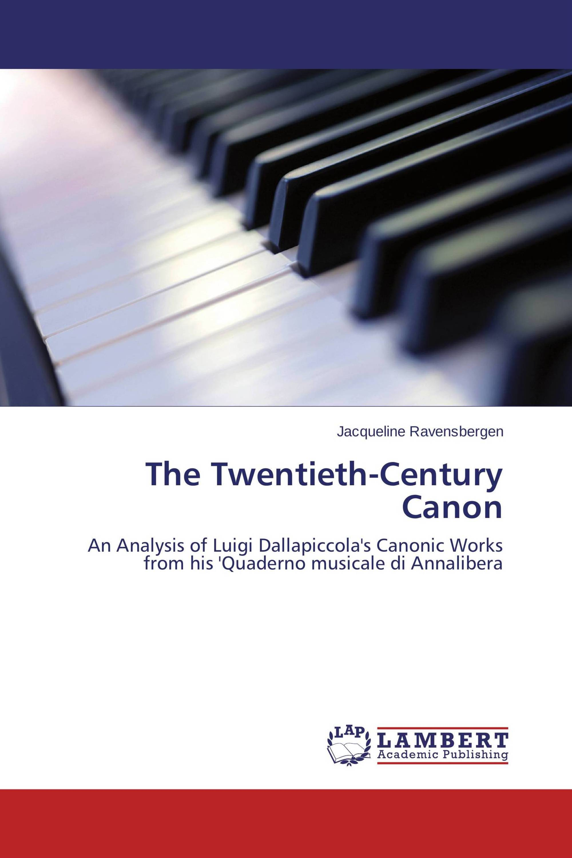 The Twentieth-Century Canon
