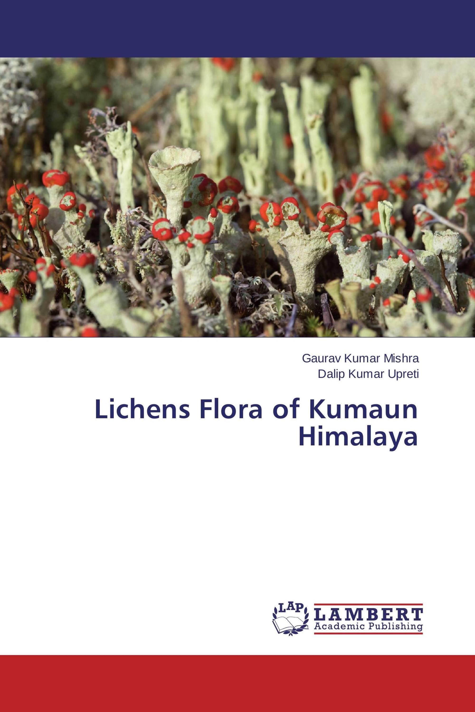 Lichens Flora of Kumaun Himalaya