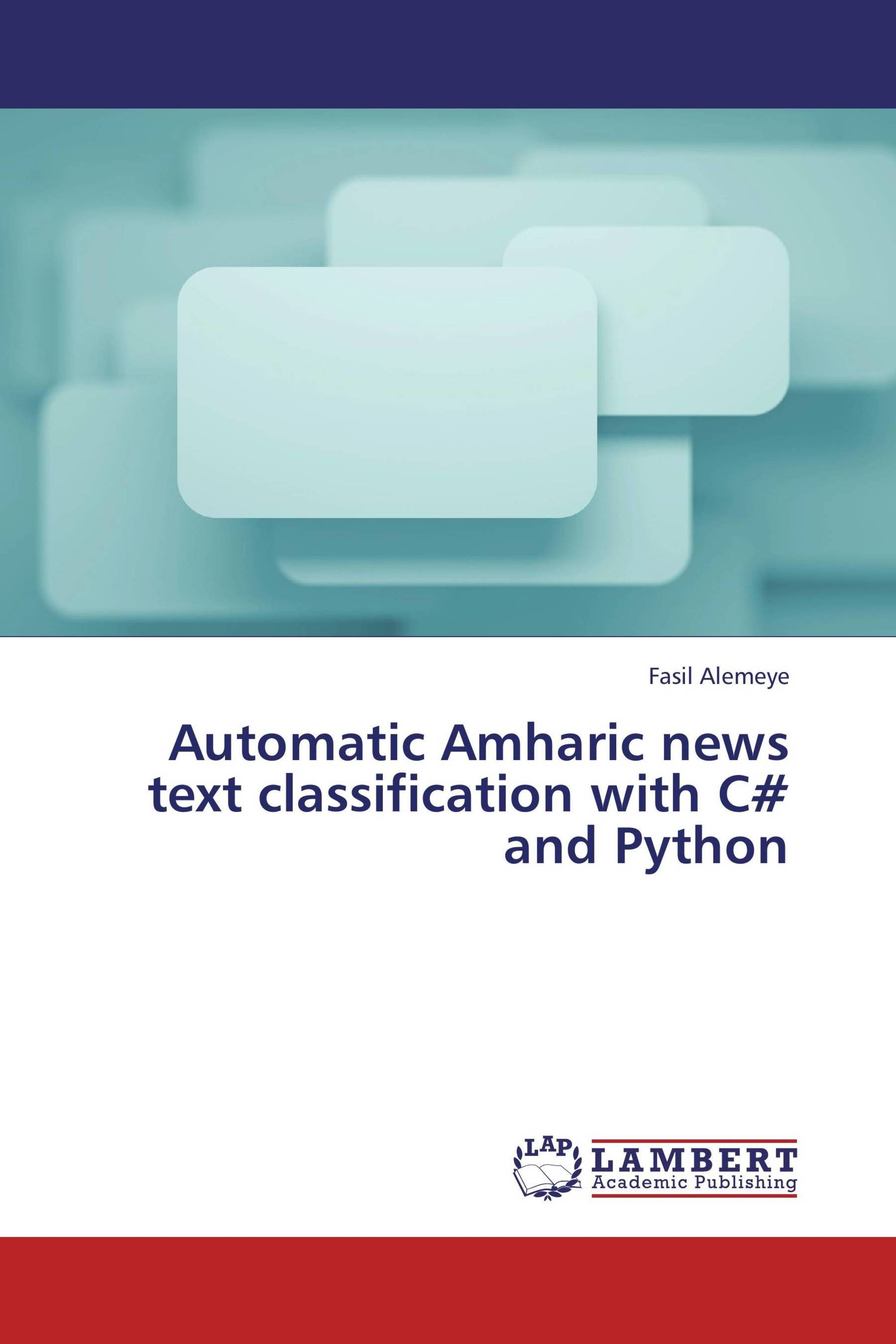 thesis on text classification This research presents and compares the impact of text preprocessing, which has not been addressed before, on arabic text classification using popular text classification algorithms decision tree, k nearest neighbors, support vector machines, naïve bayes and its variations.