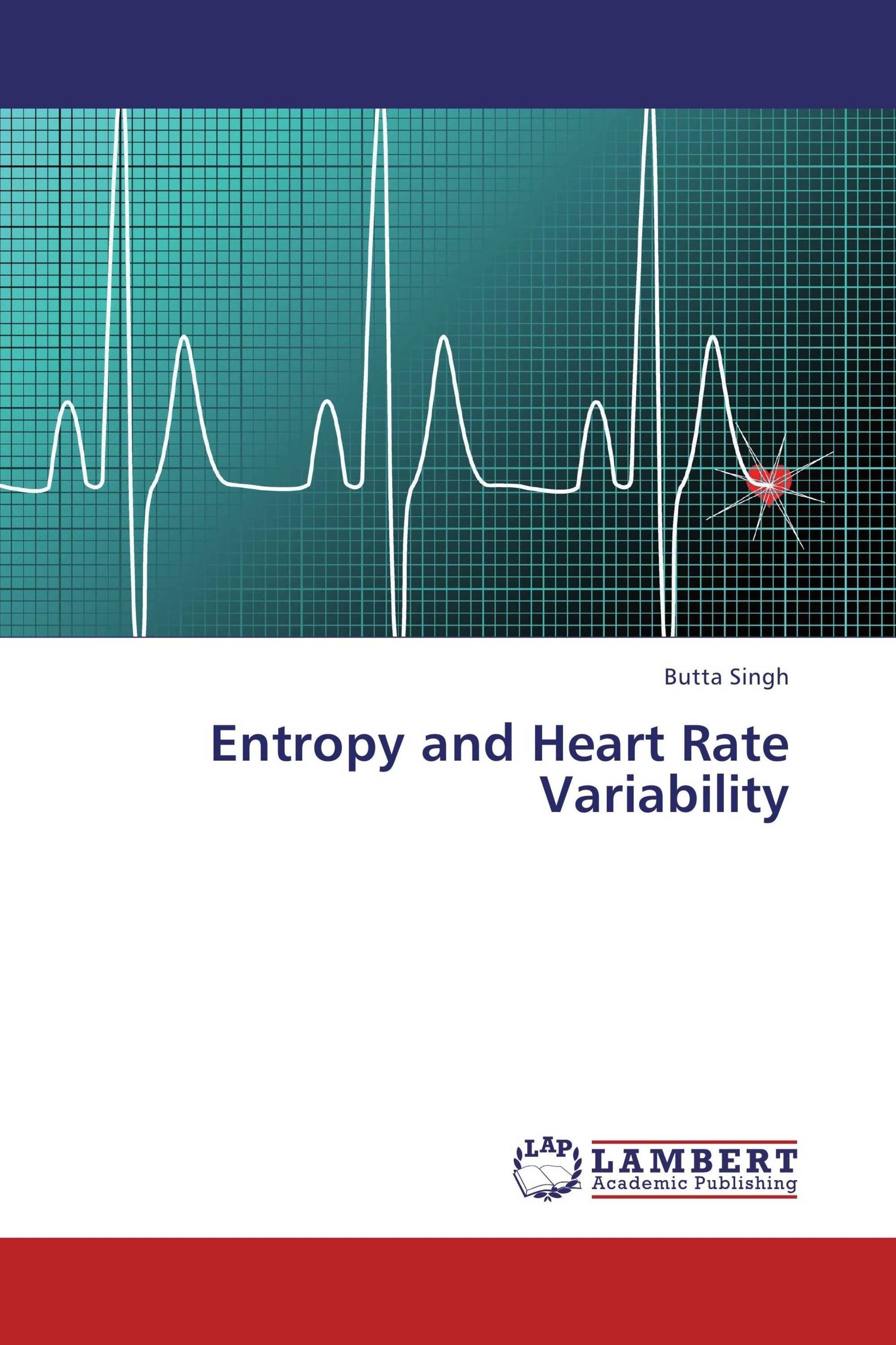 Entropy and Heart Rate Variability / 978-3-659-41918-8