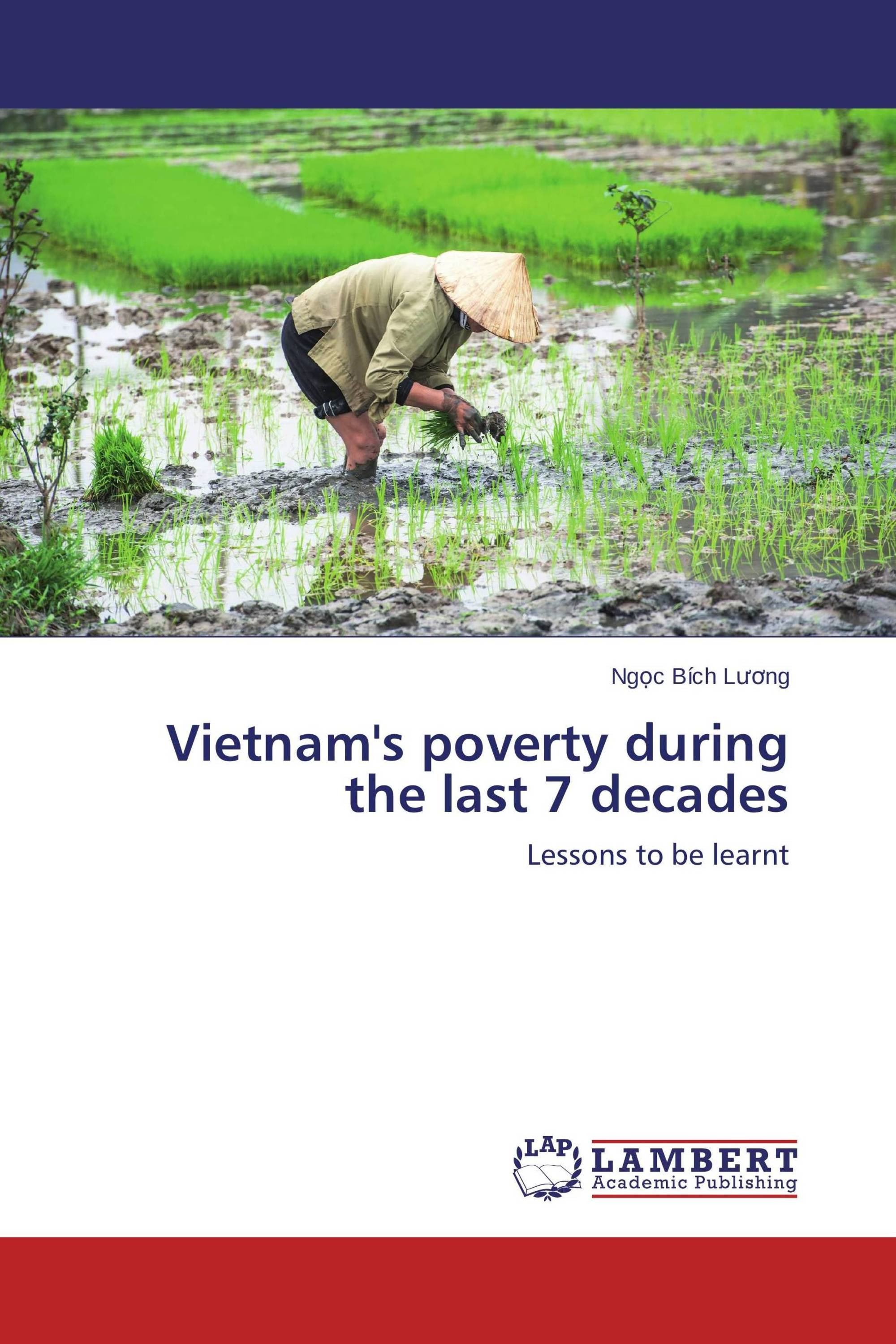 Vietnam's poverty during the last 7 decades