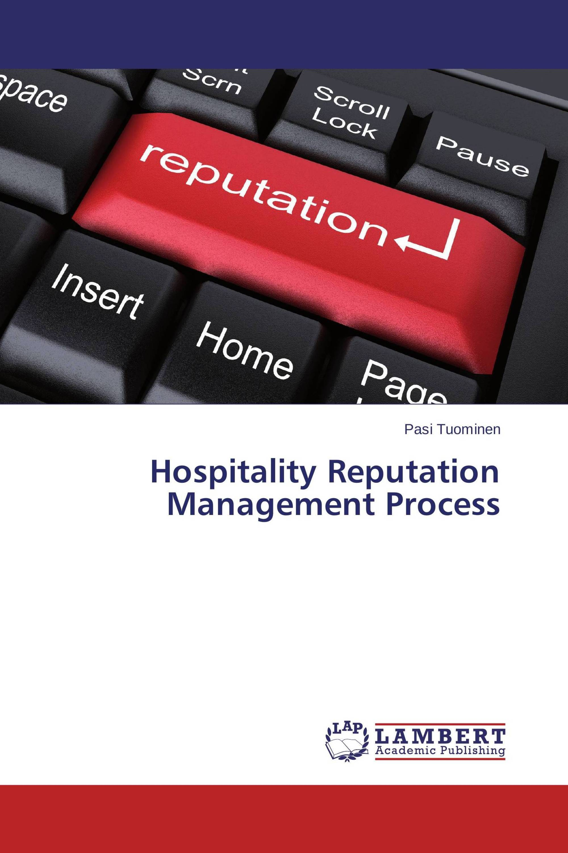 Hospitality Reputation Management Process
