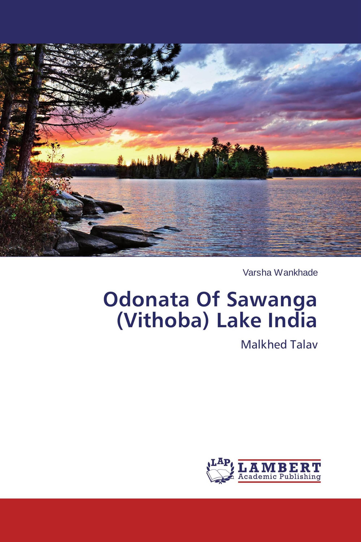 Odonata Of Sawanga (Vithoba) Lake India