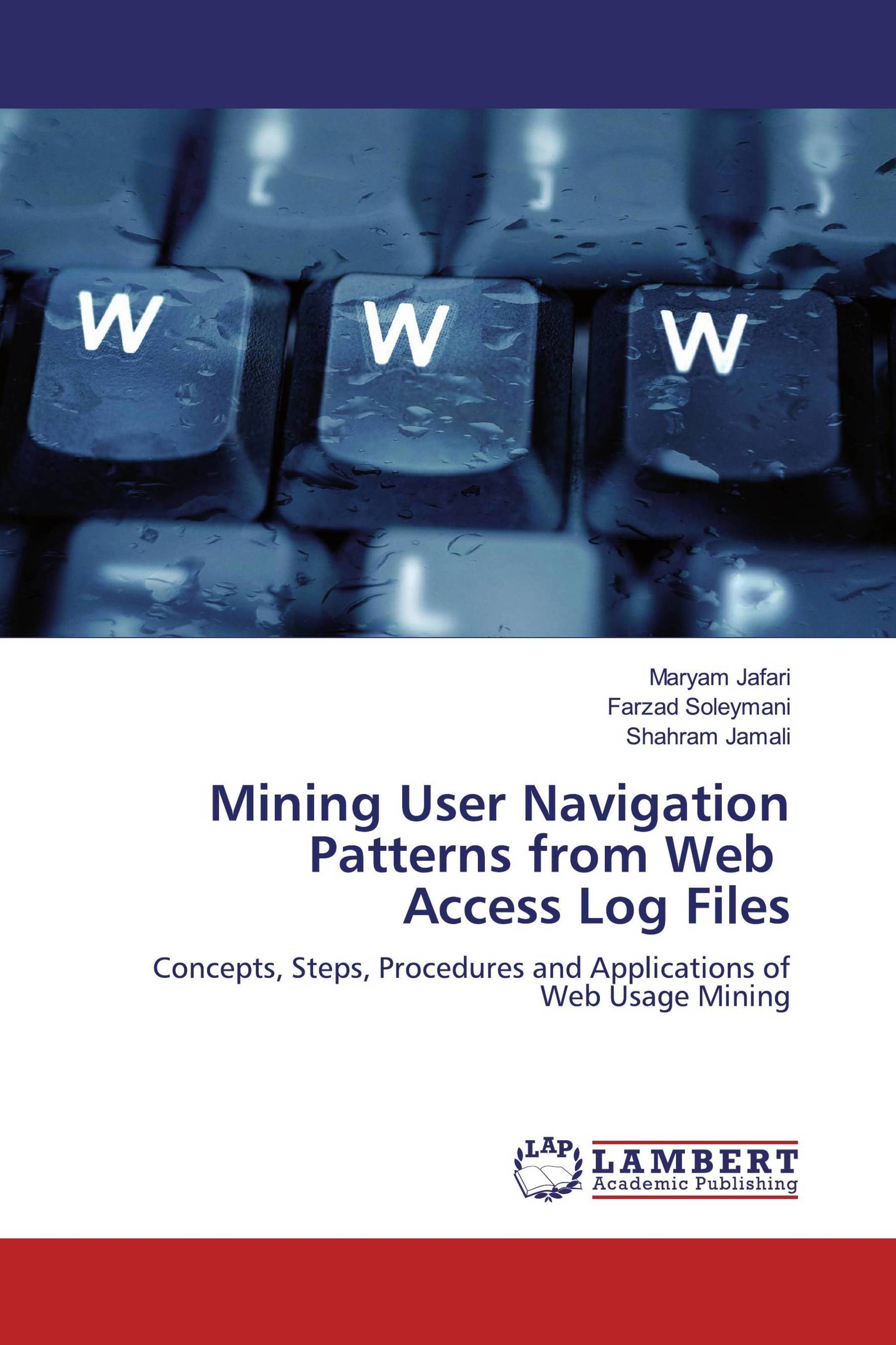 Mining User Navigation Patterns from Web Access Log Files