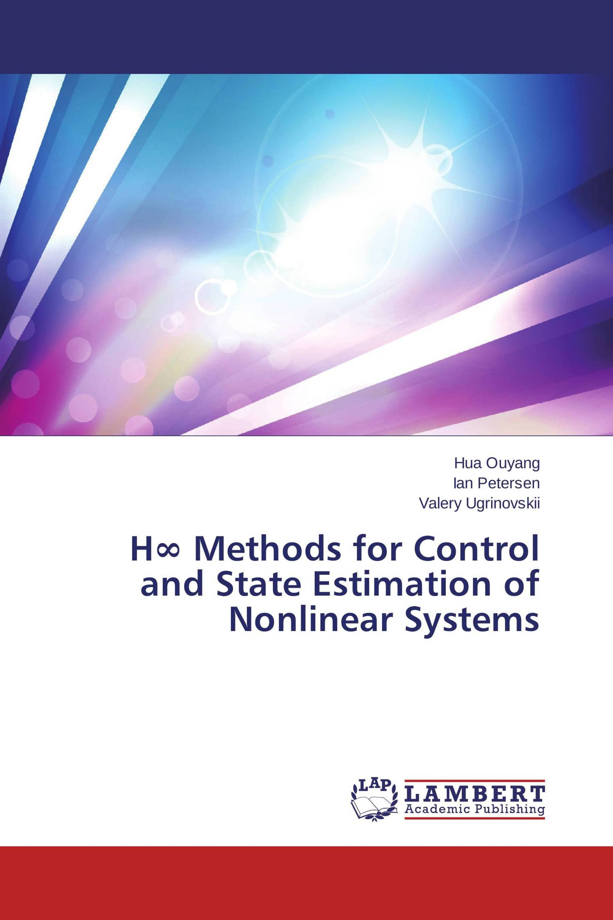 H∞ Methods for Control and State Estimation of Nonlinear Systems