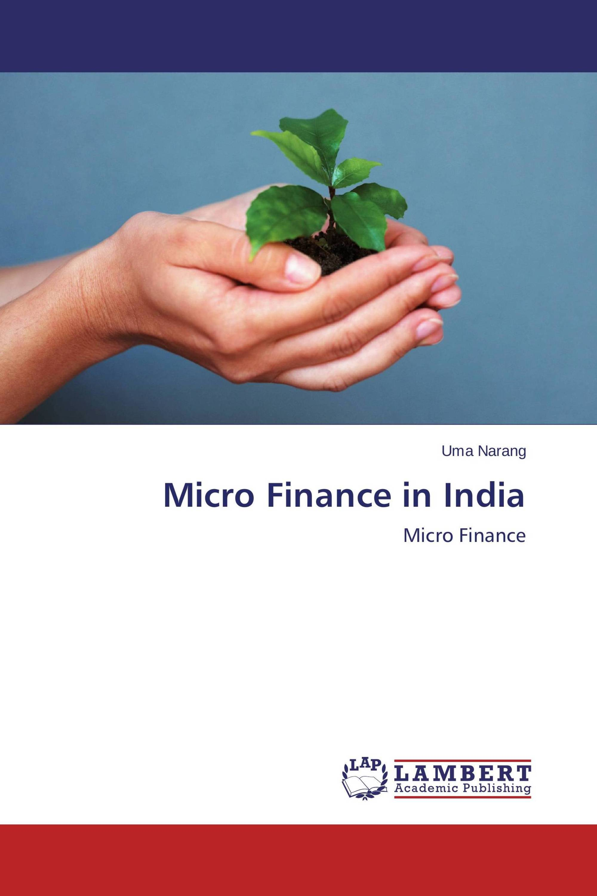 microfinance and its growth