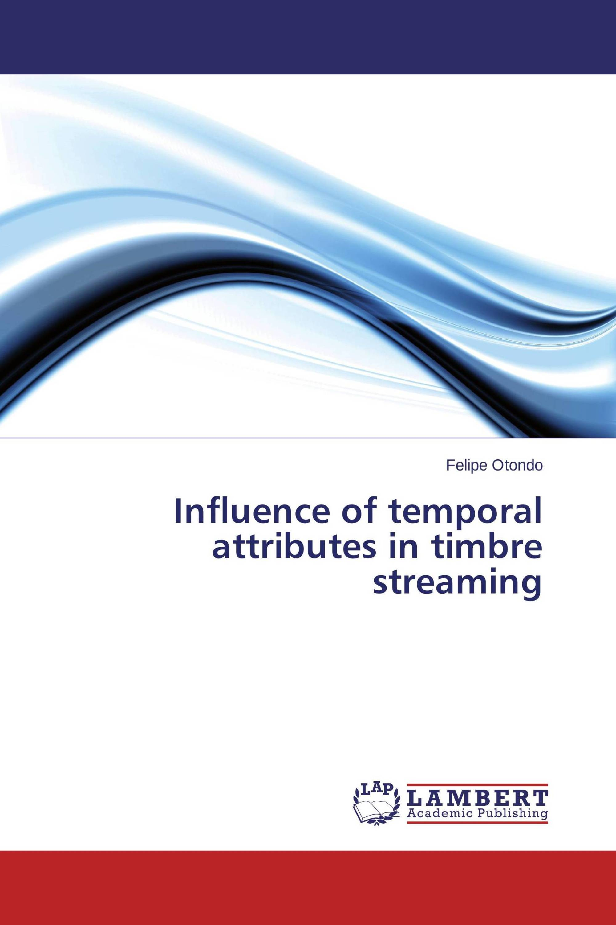 Influence of temporal attributes in timbre streaming