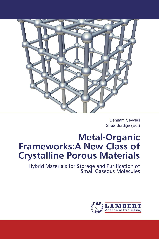 Metal-Organic Frameworks:A New Class of Crystalline Porous Materials