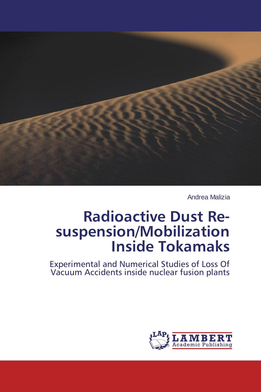 Radioactive Dust Re-suspension/Mobilization Inside Tokamaks