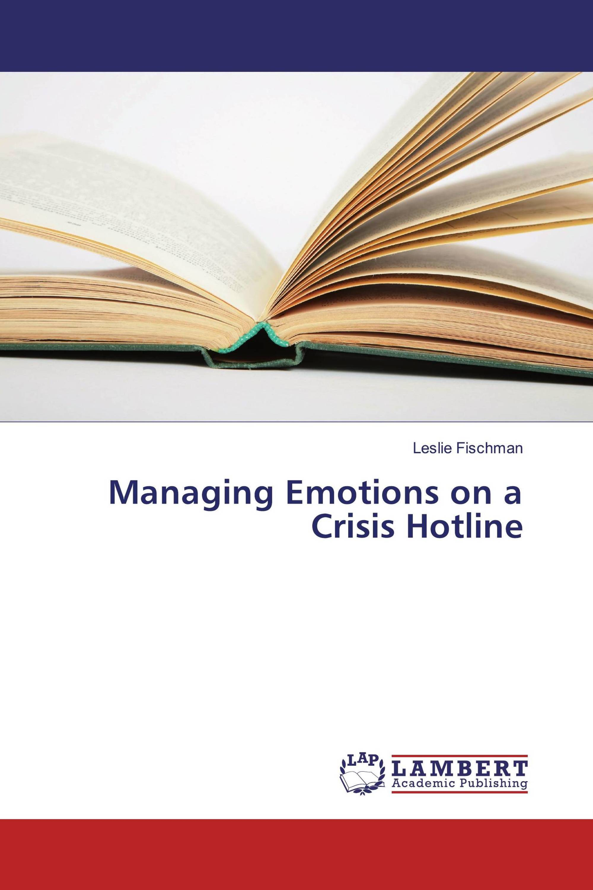 Managing Emotions on a Crisis Hotline