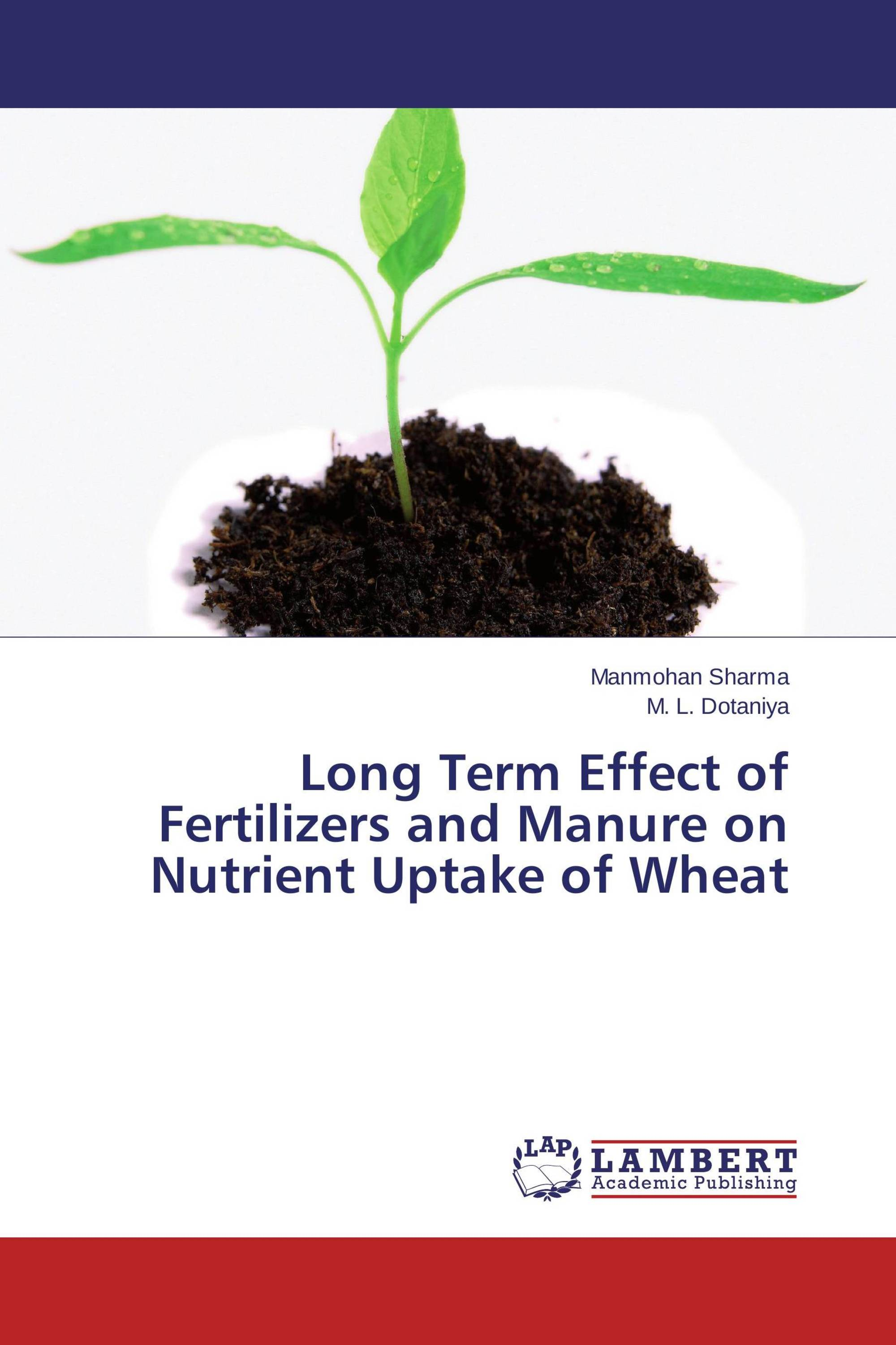 Long Term Effect of Fertilizers and Manure on Nutrient Uptake of Wheat