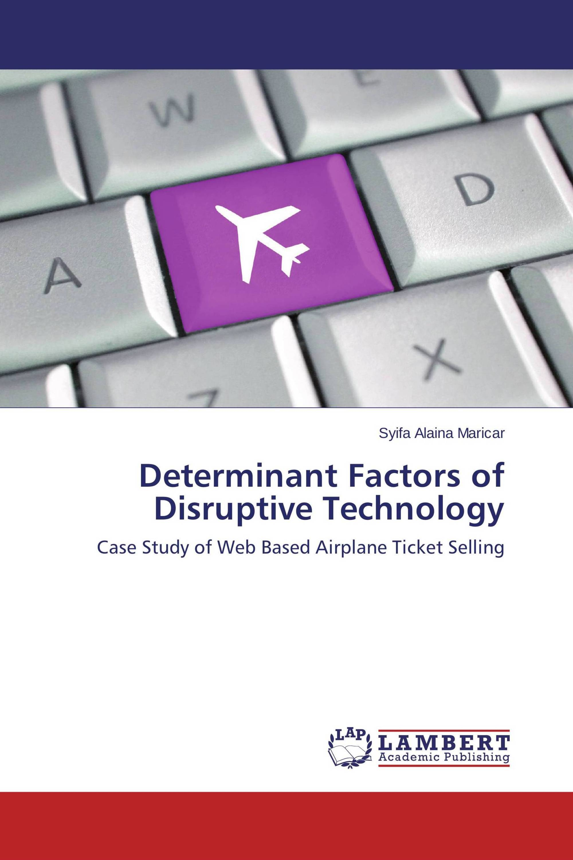 is the ipad a disruptive technology case study