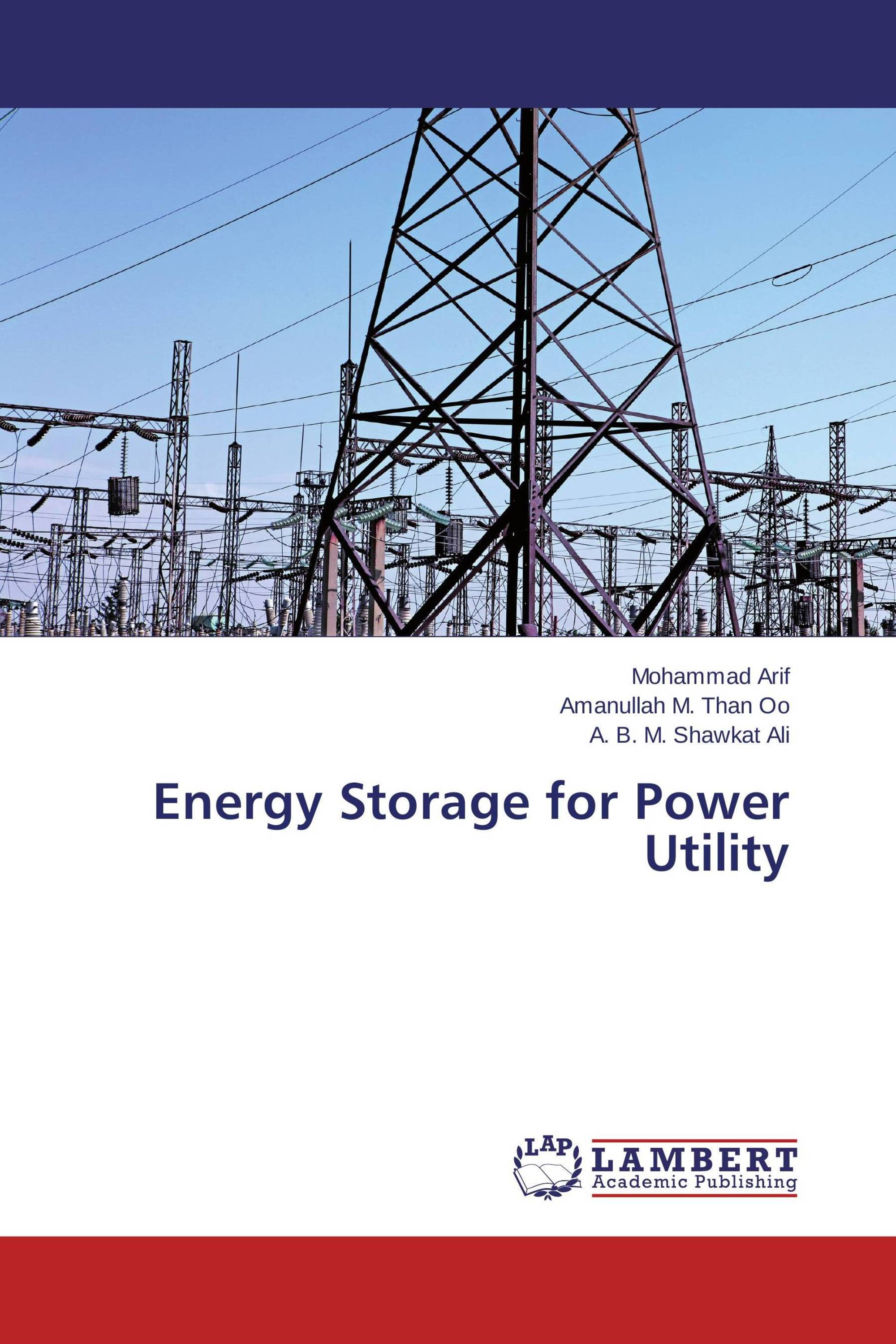 Energy Storage for Power Utility