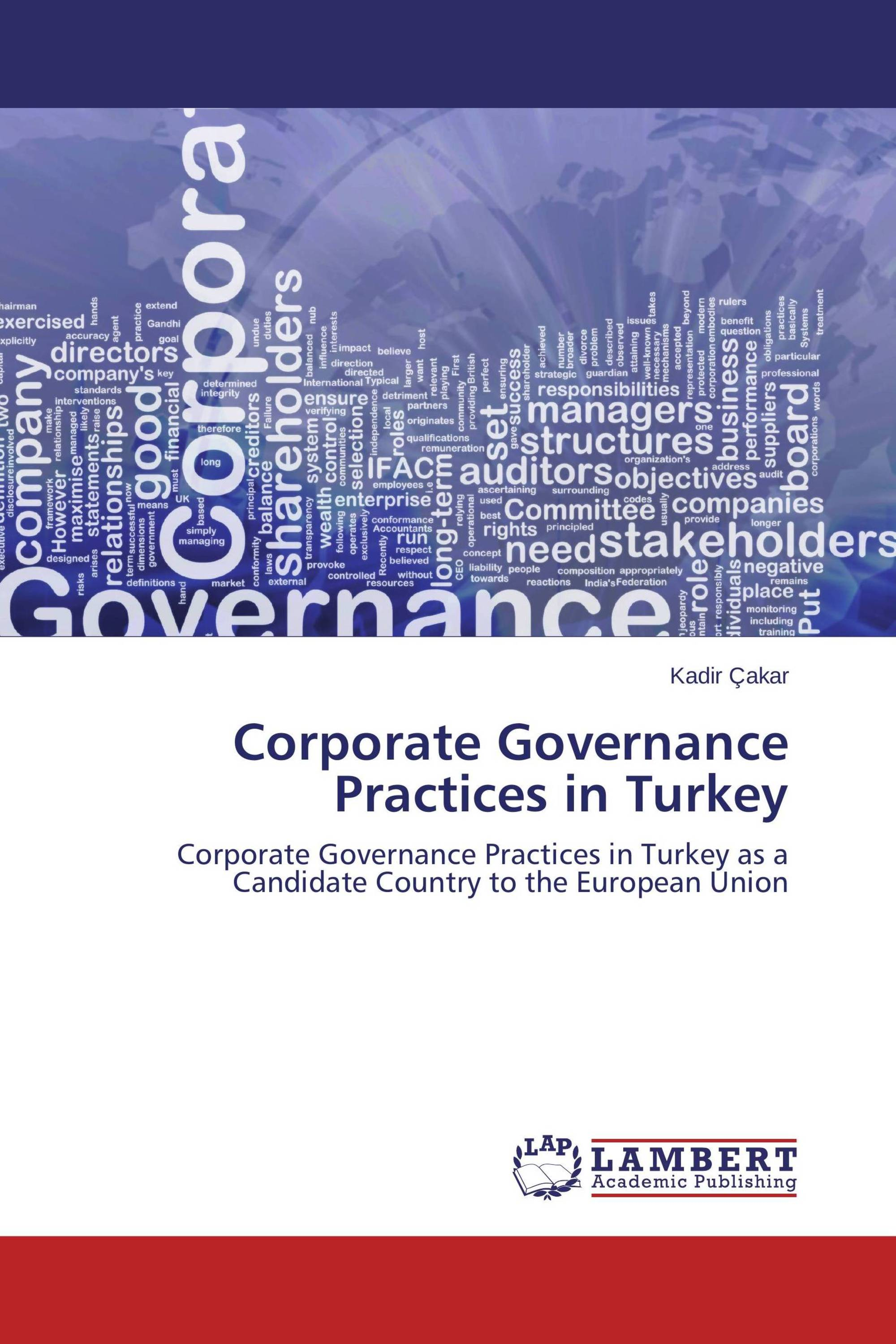an evaluation of corporate governance practices